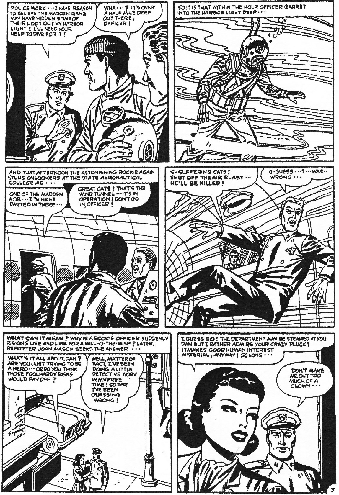 Read online Men of Mystery Comics comic -  Issue #57 - 44