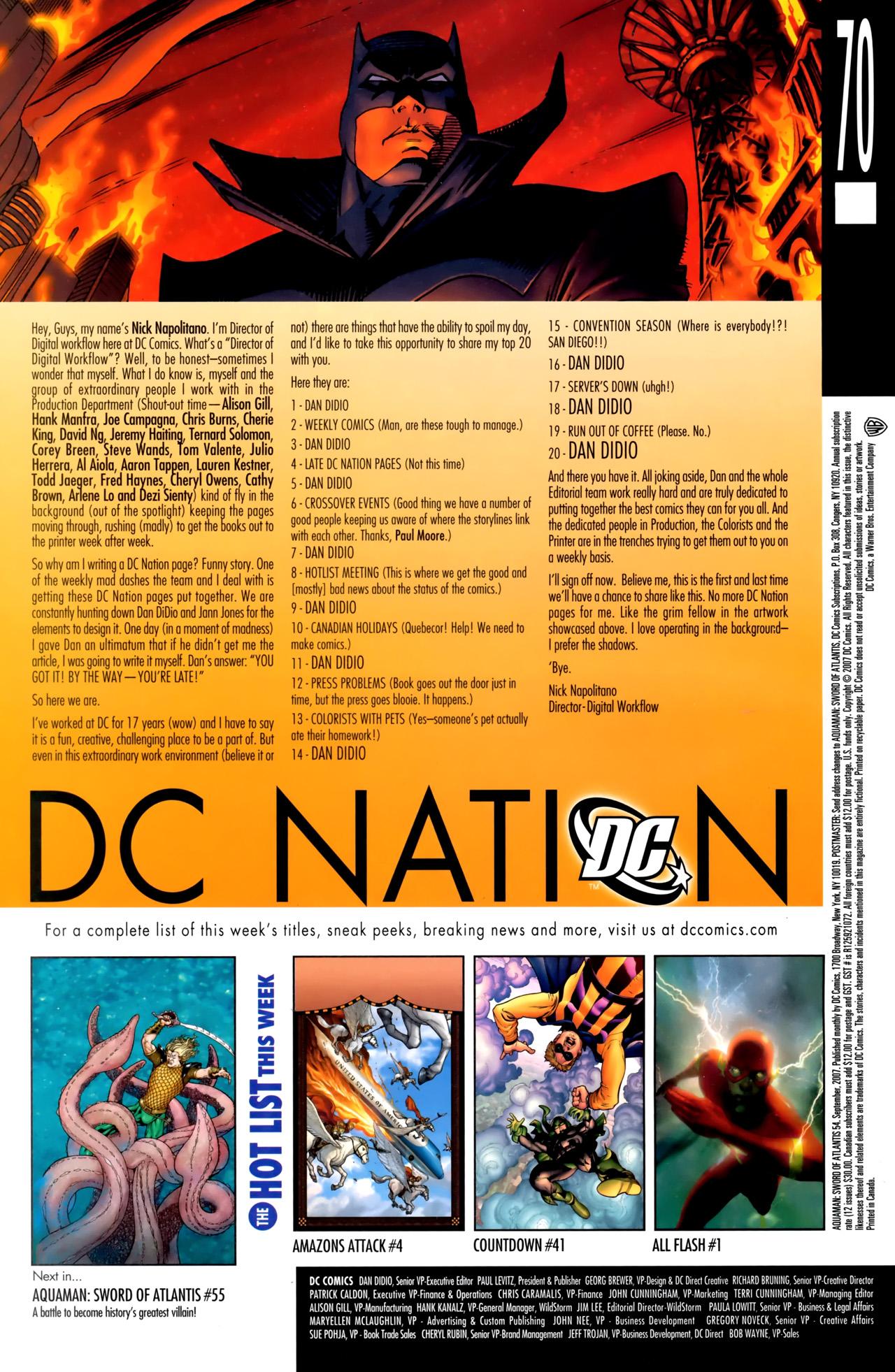 Read online Aquaman: Sword of Atlantis comic -  Issue #54 - 24