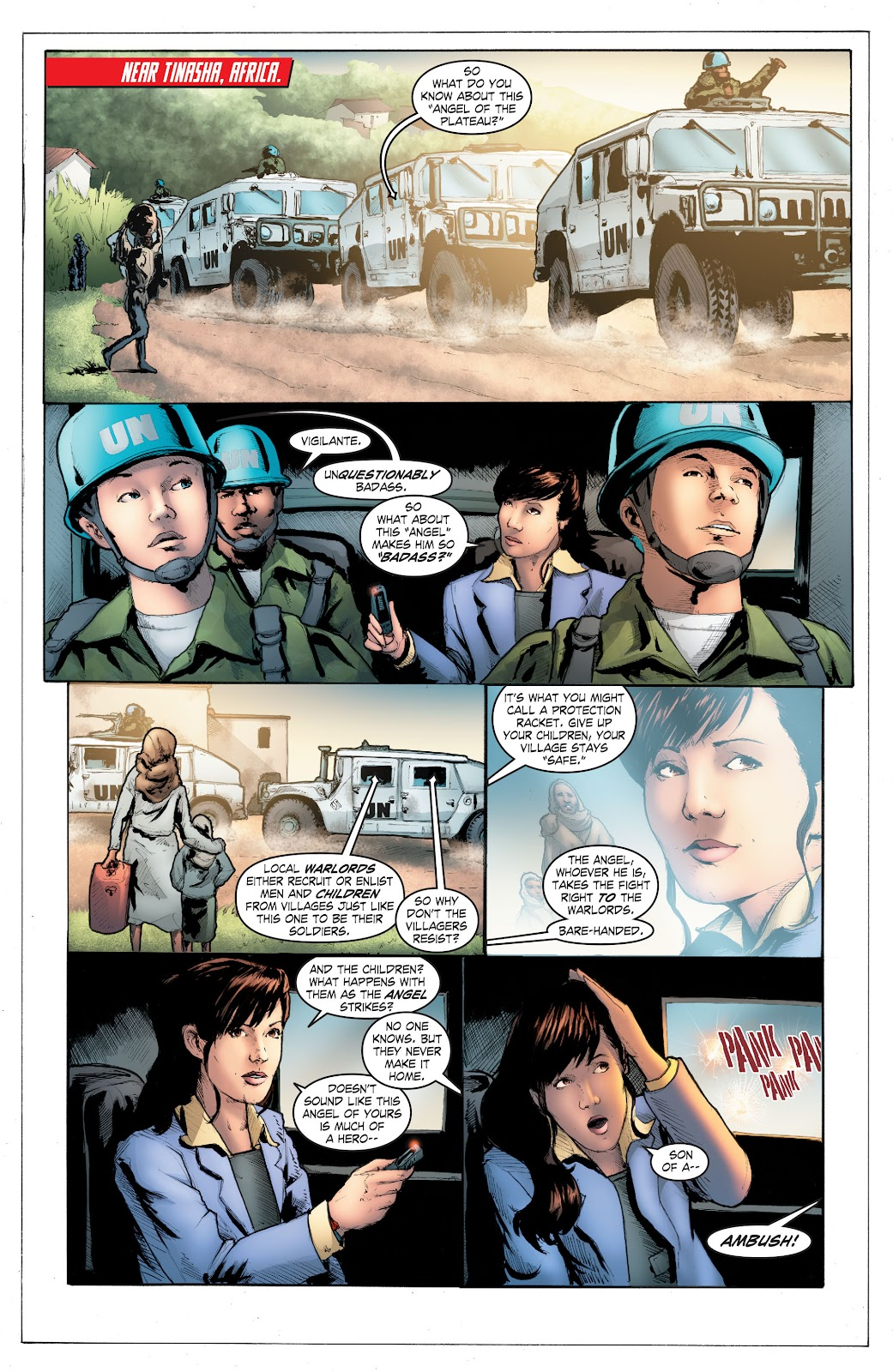 Read online Smallville Season 11 [II] comic -  Issue # TPB 4 - 108
