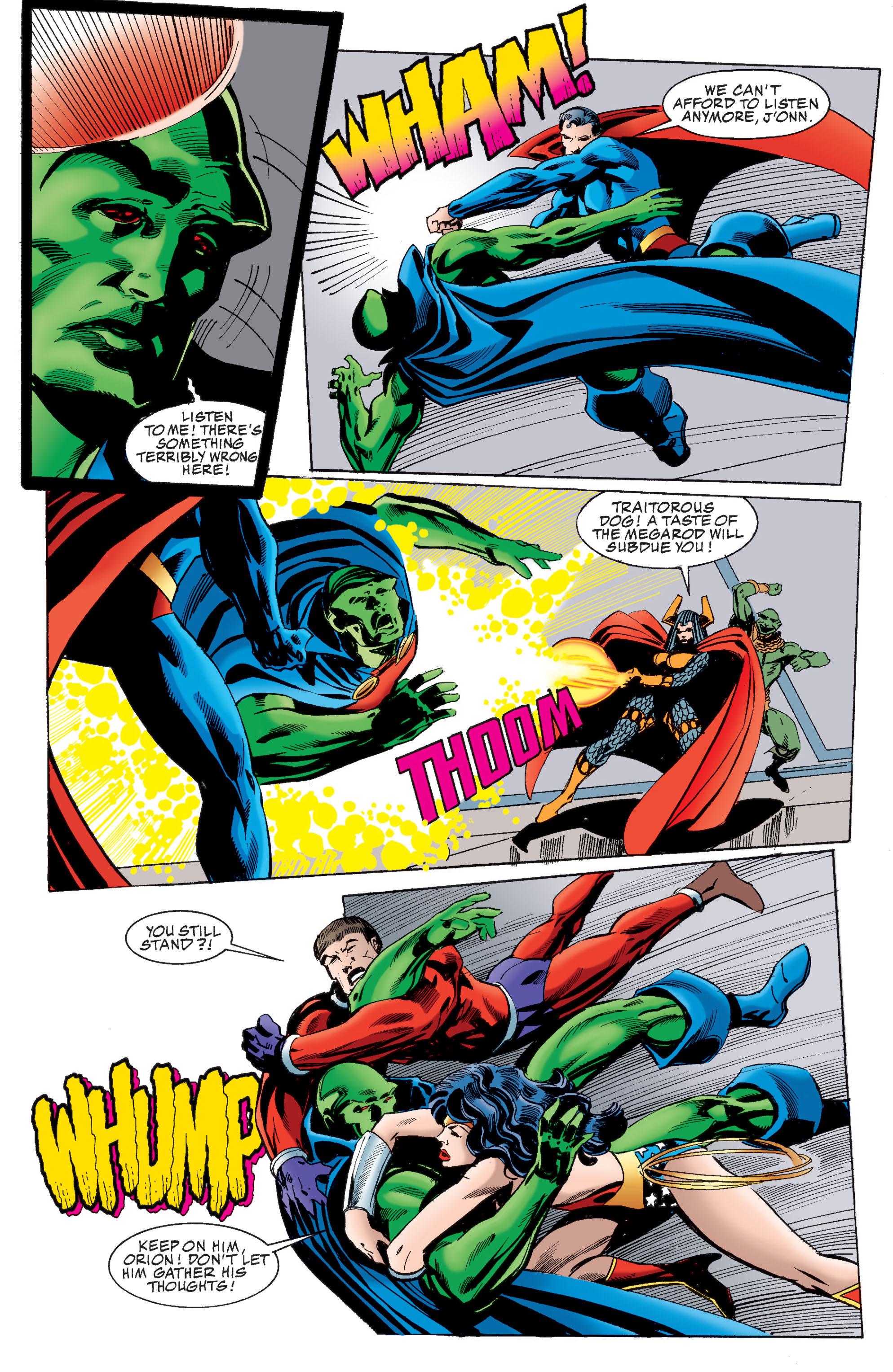 Read online Martian Manhunter: Son of Mars comic -  Issue # TPB - 181