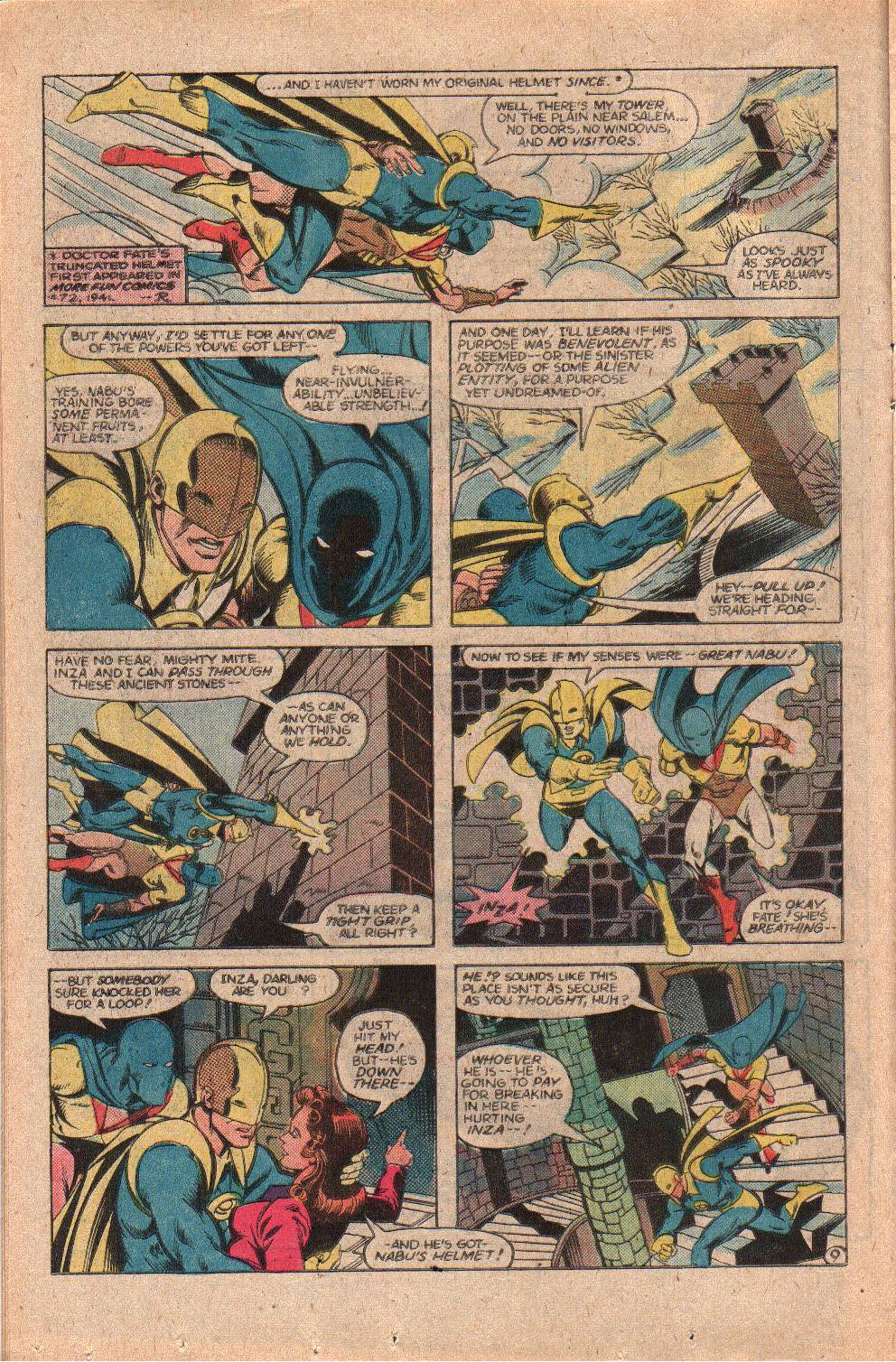 Read online All-Star Squadron comic -  Issue #23 - 14