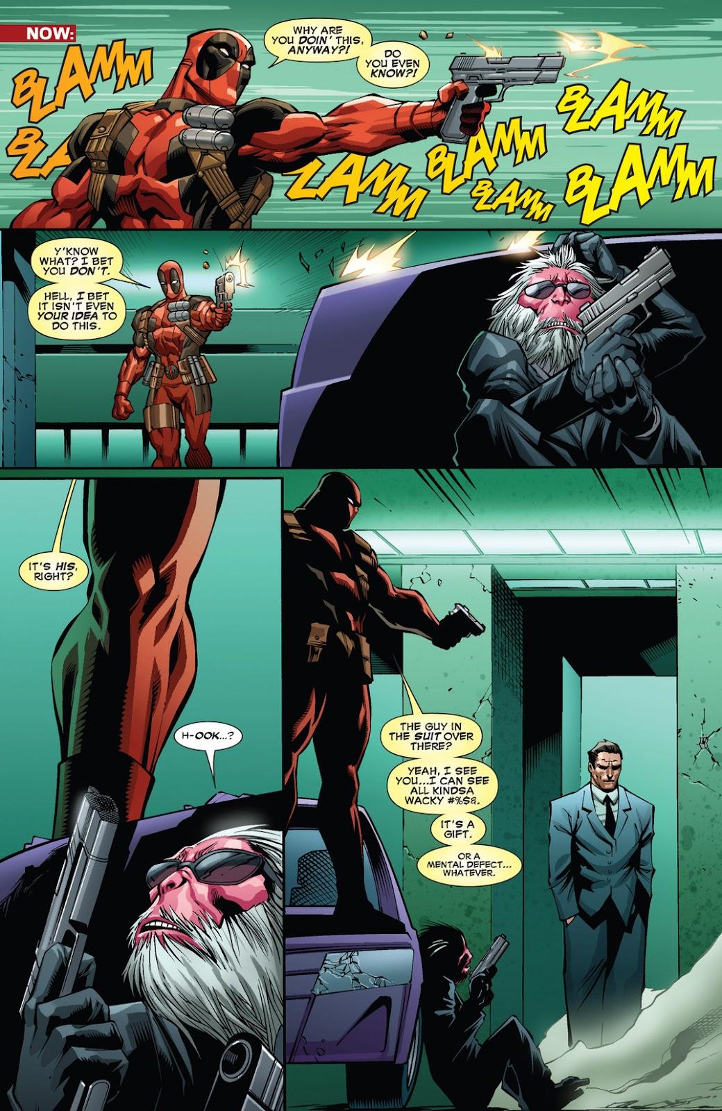 Read online Deadpool (2008) comic -  Issue #61 - 17