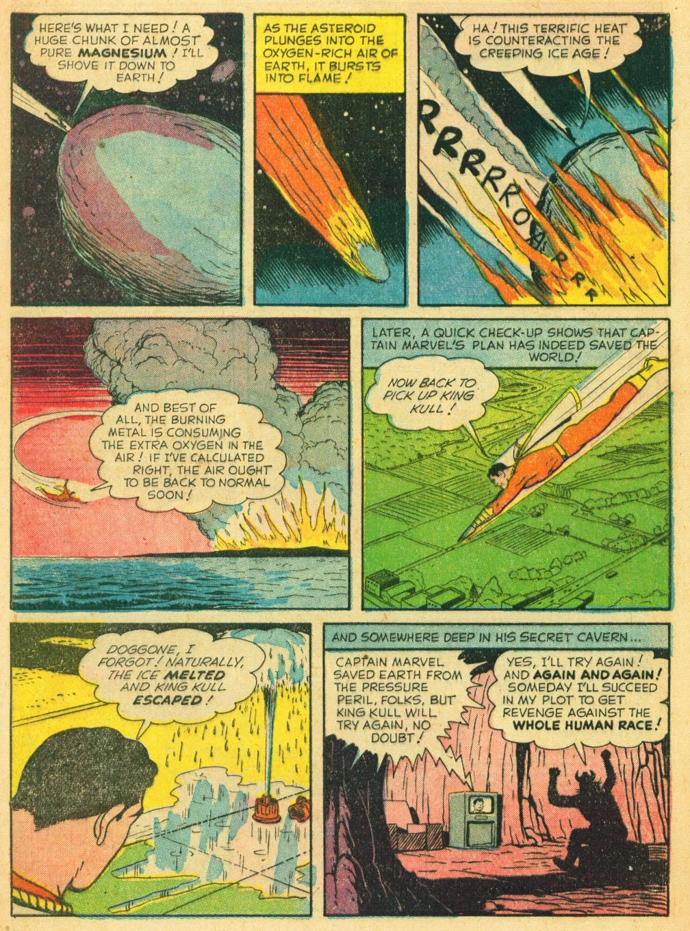 Captain Marvel Adventures issue 133 - Page 9