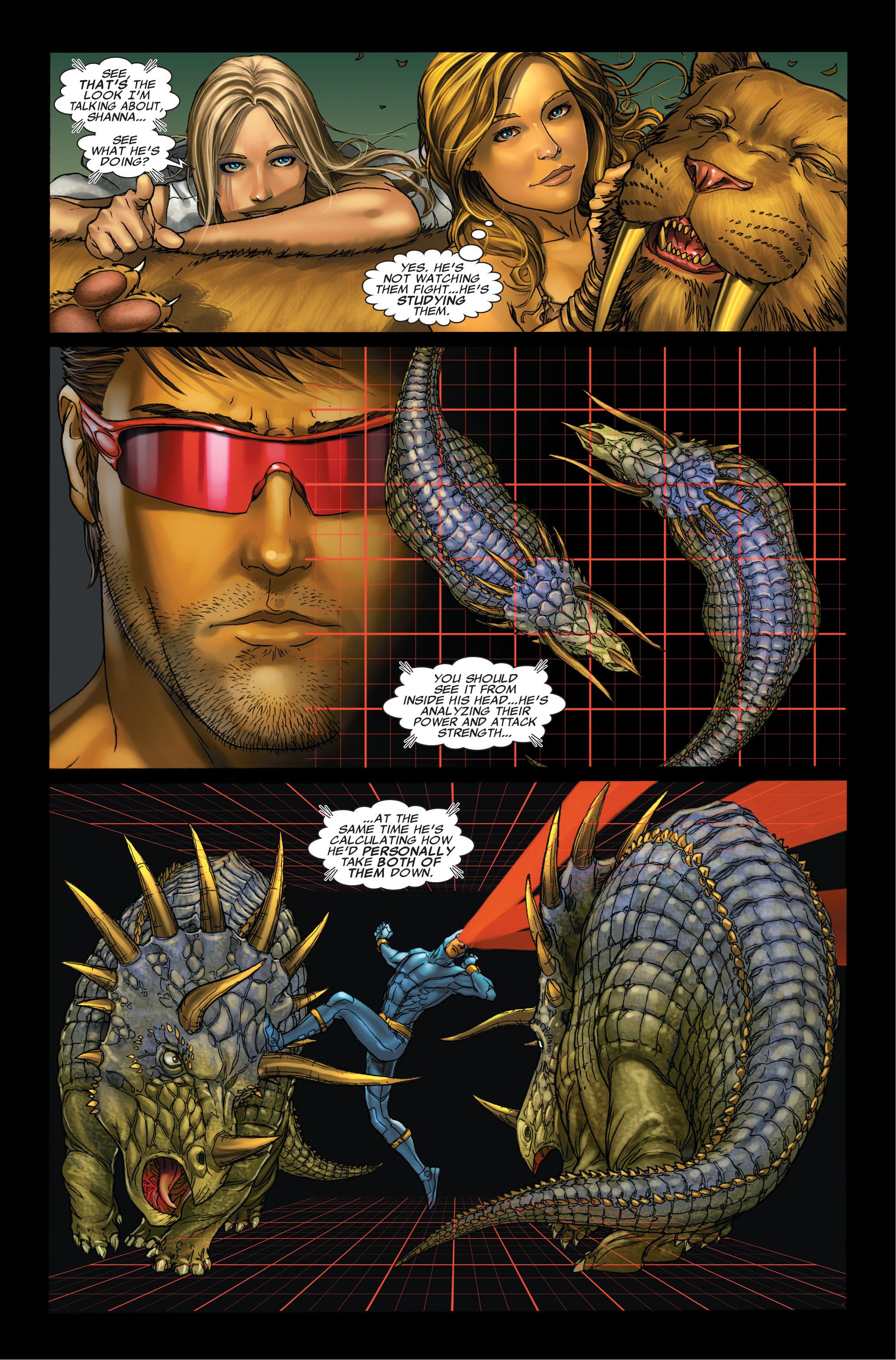 Read online Uncanny X-Men (1963) comic -  Issue #495 - 18