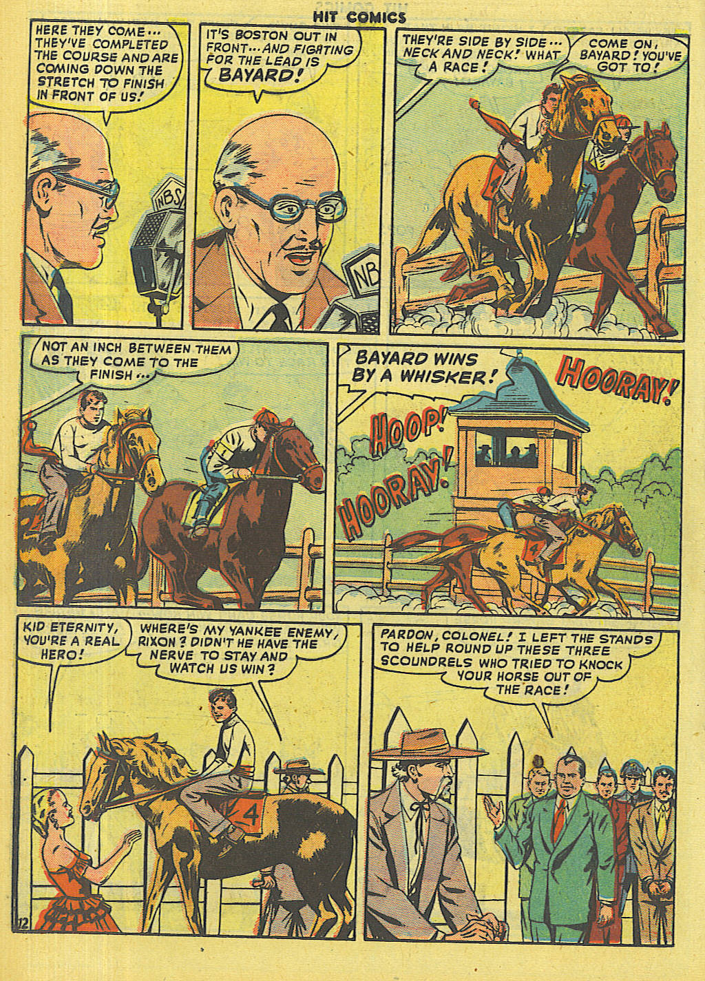 Read online Hit Comics comic -  Issue #56 - 14