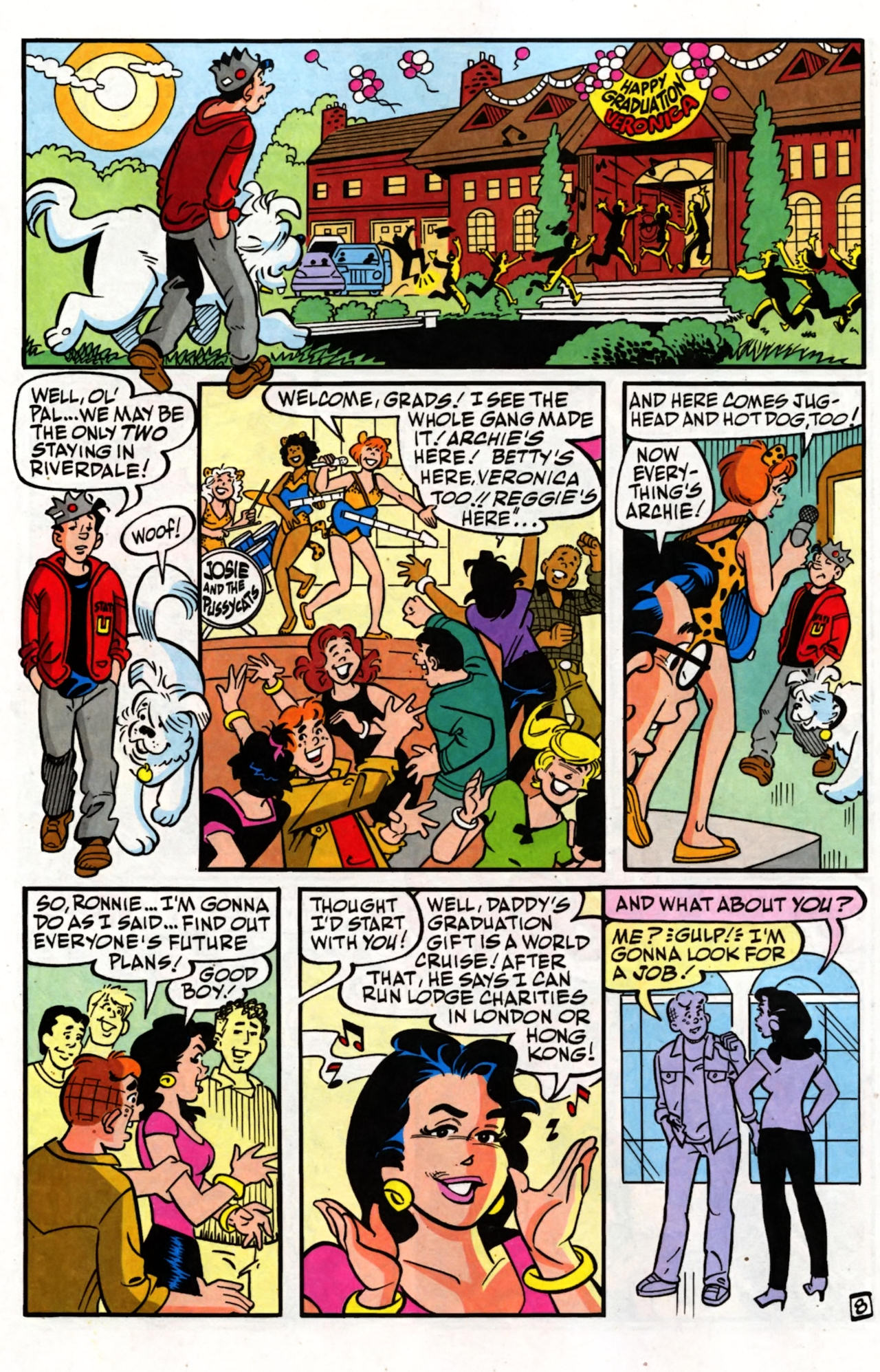 Read online Archie (1960) comic -  Issue #600 - 12
