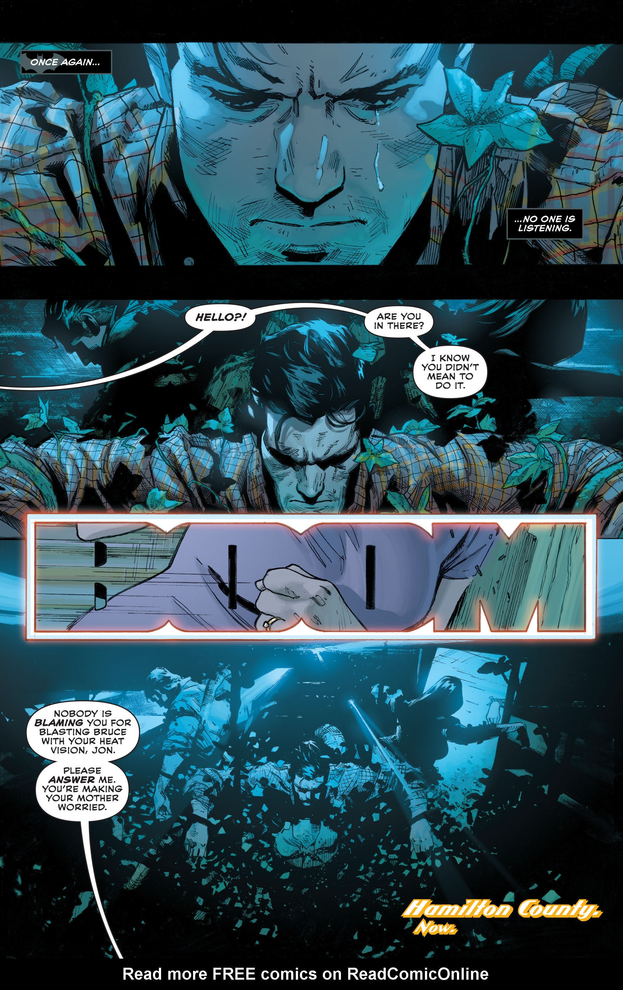 Read online Trinity (2016) comic -  Issue #3 - 7