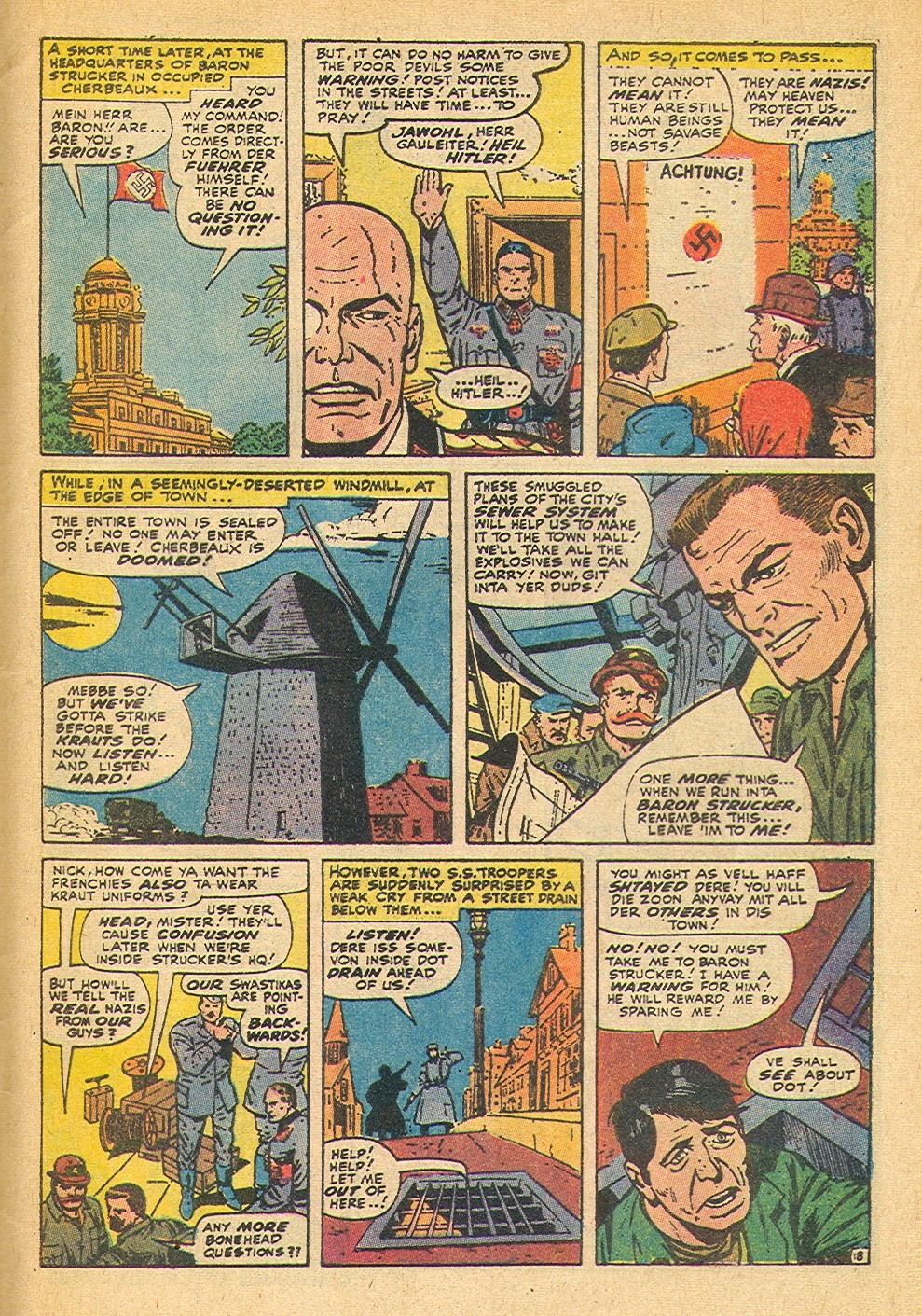 Read online Sgt. Fury comic -  Issue #91 - 29