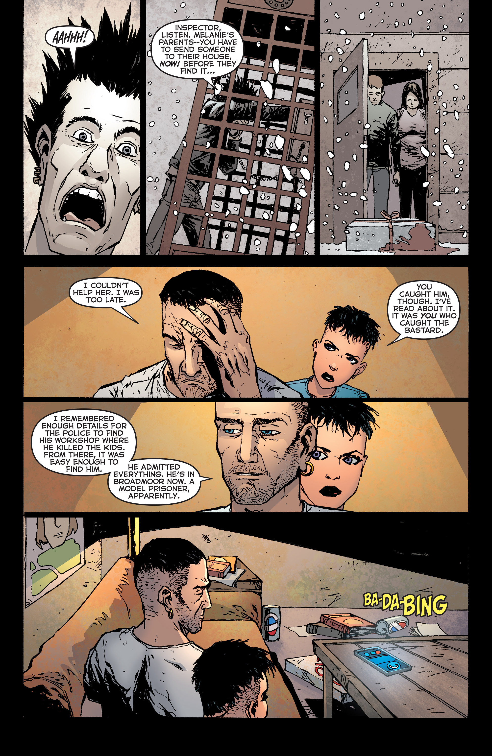 Read online Second Sight comic -  Issue #2 - 17
