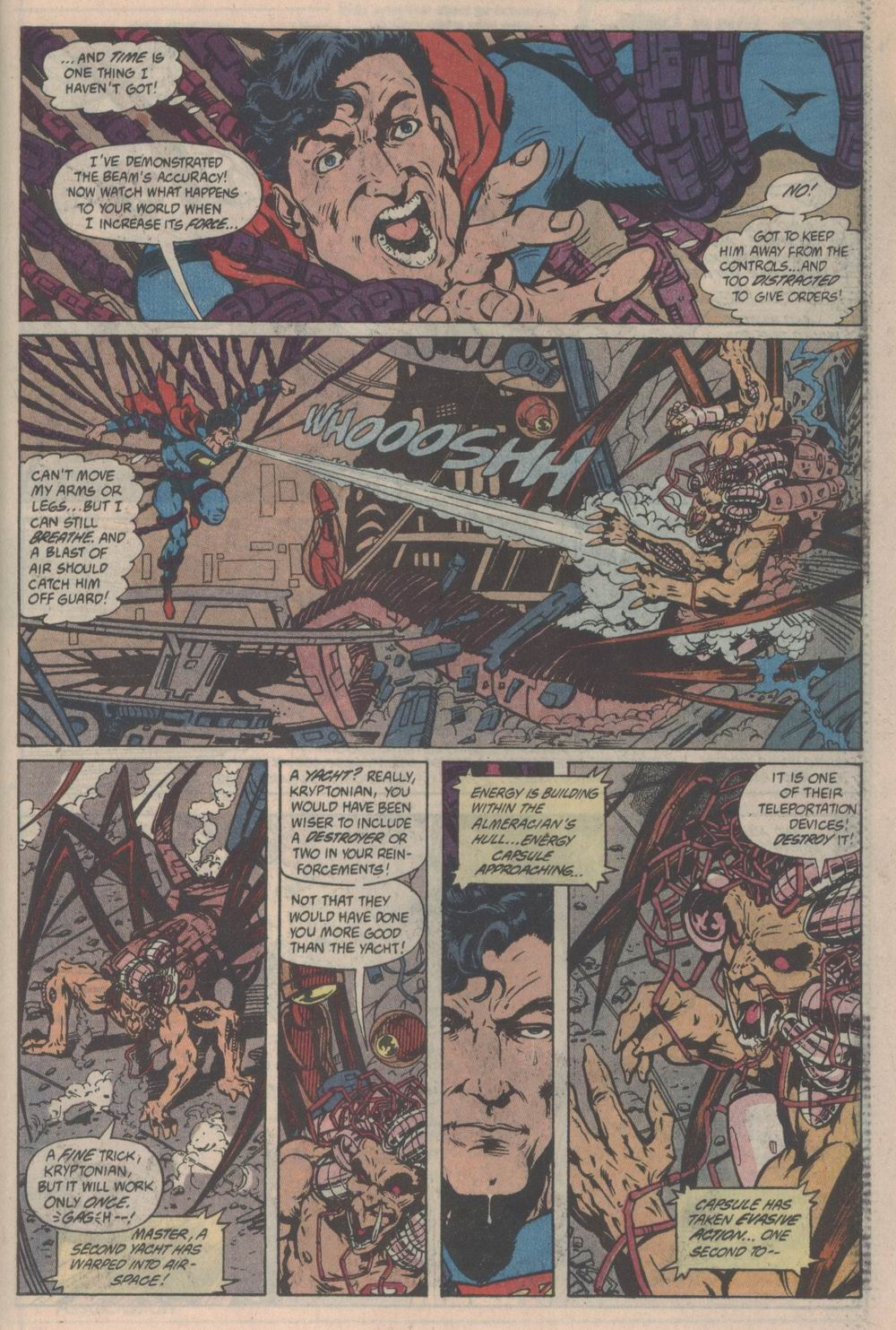 Adventures of Superman (1987) issue _Annual_3 - Page 50