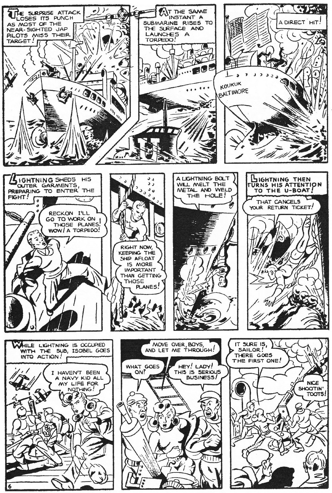 Read online Men of Mystery Comics comic -  Issue #82 - 46