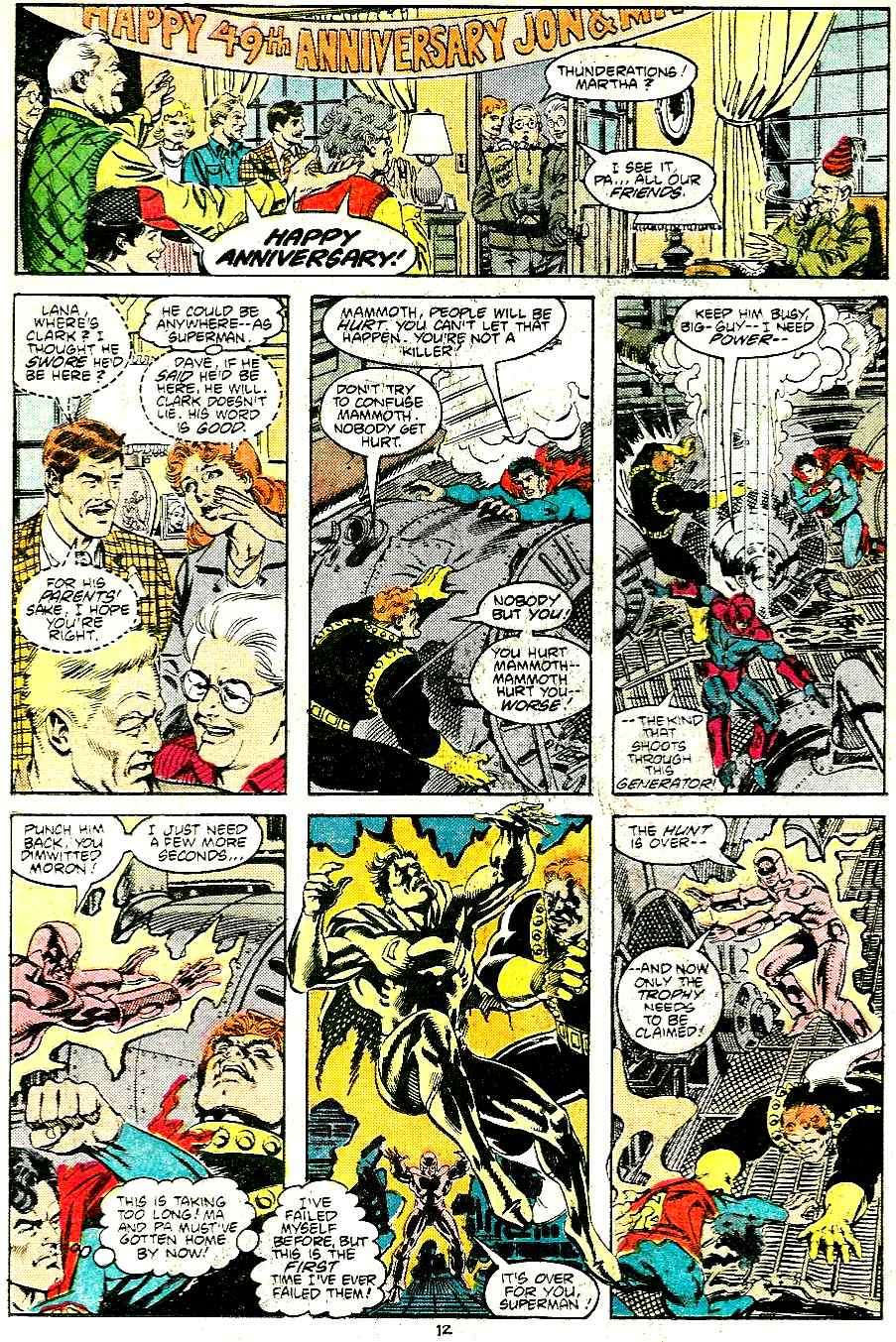 Adventures of Superman (1987) 430 Page 12