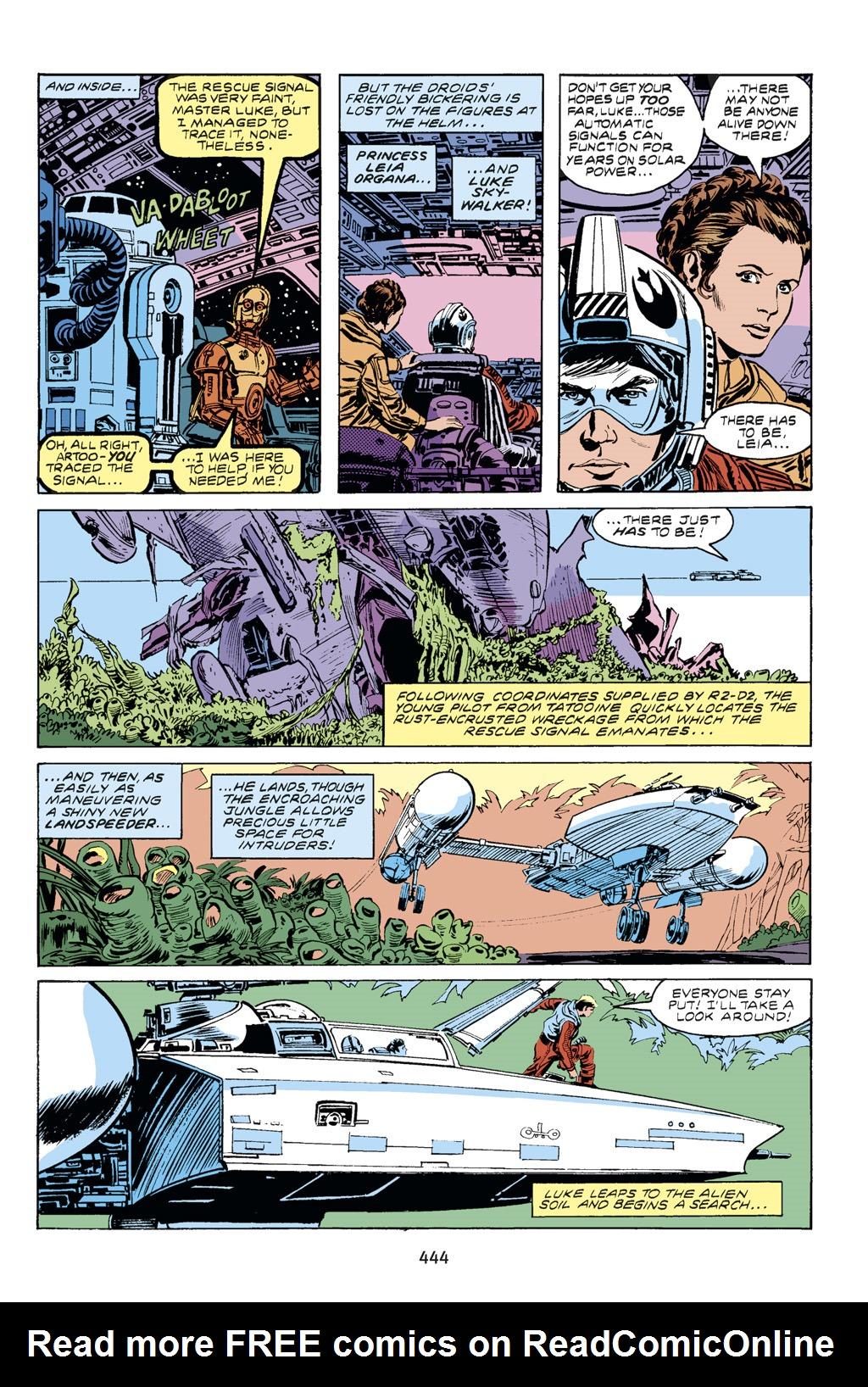 Read online Star Wars Omnibus comic -  Issue # Vol. 14 - 437