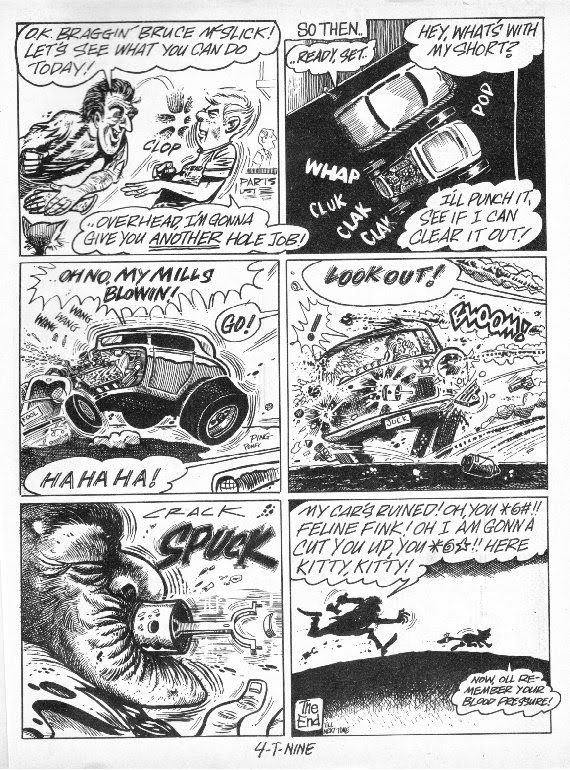 Drag Cartoons issue 6 - Page 49