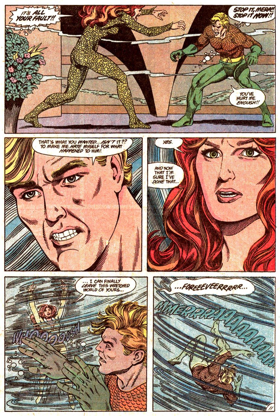 Read online Aquaman (1989) comic -  Issue #4 - 12