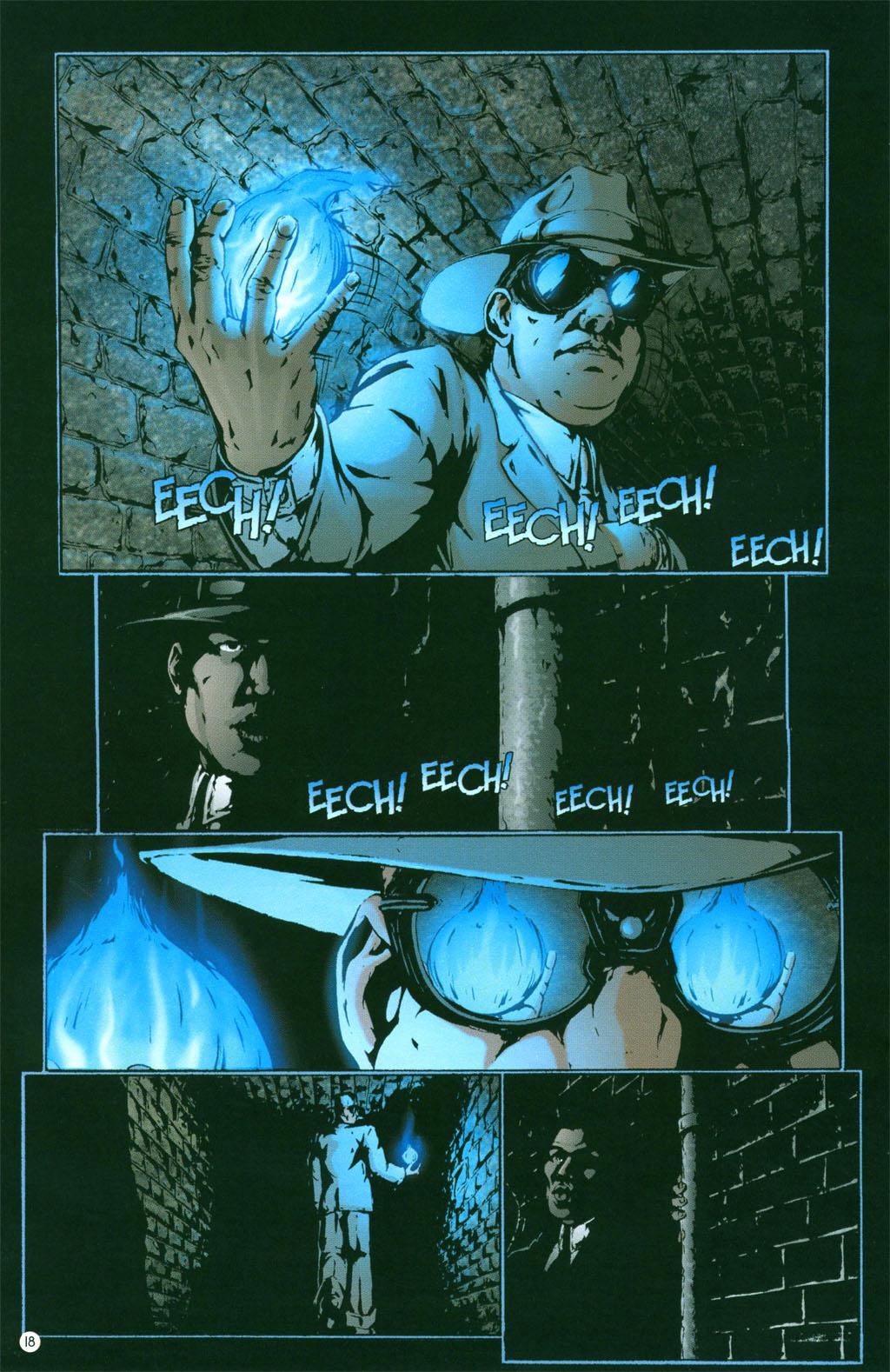 Read online Rex Mundi comic -  Issue #4 - 20