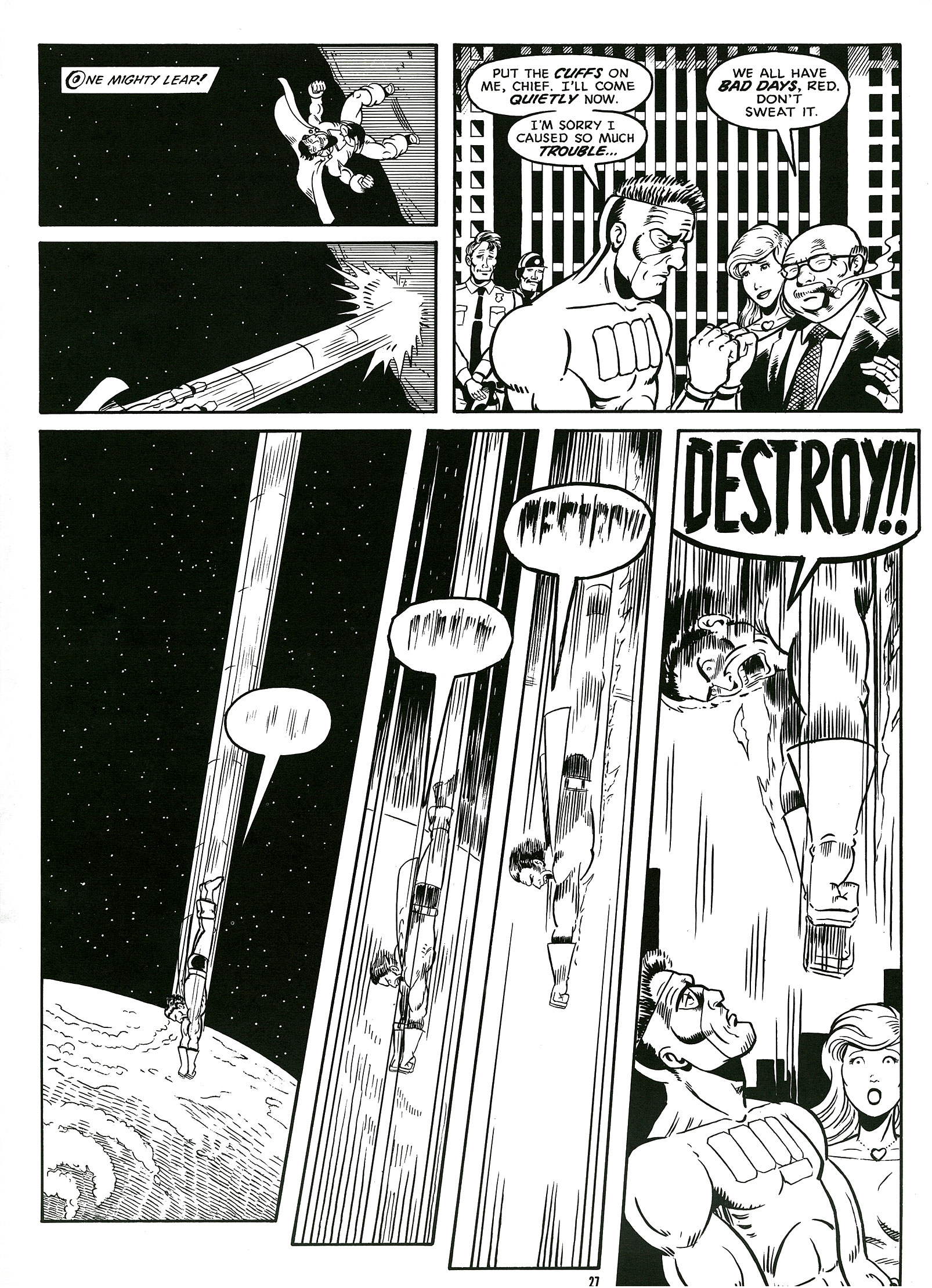 Read online Destroy!! comic -  Issue # Full - 29