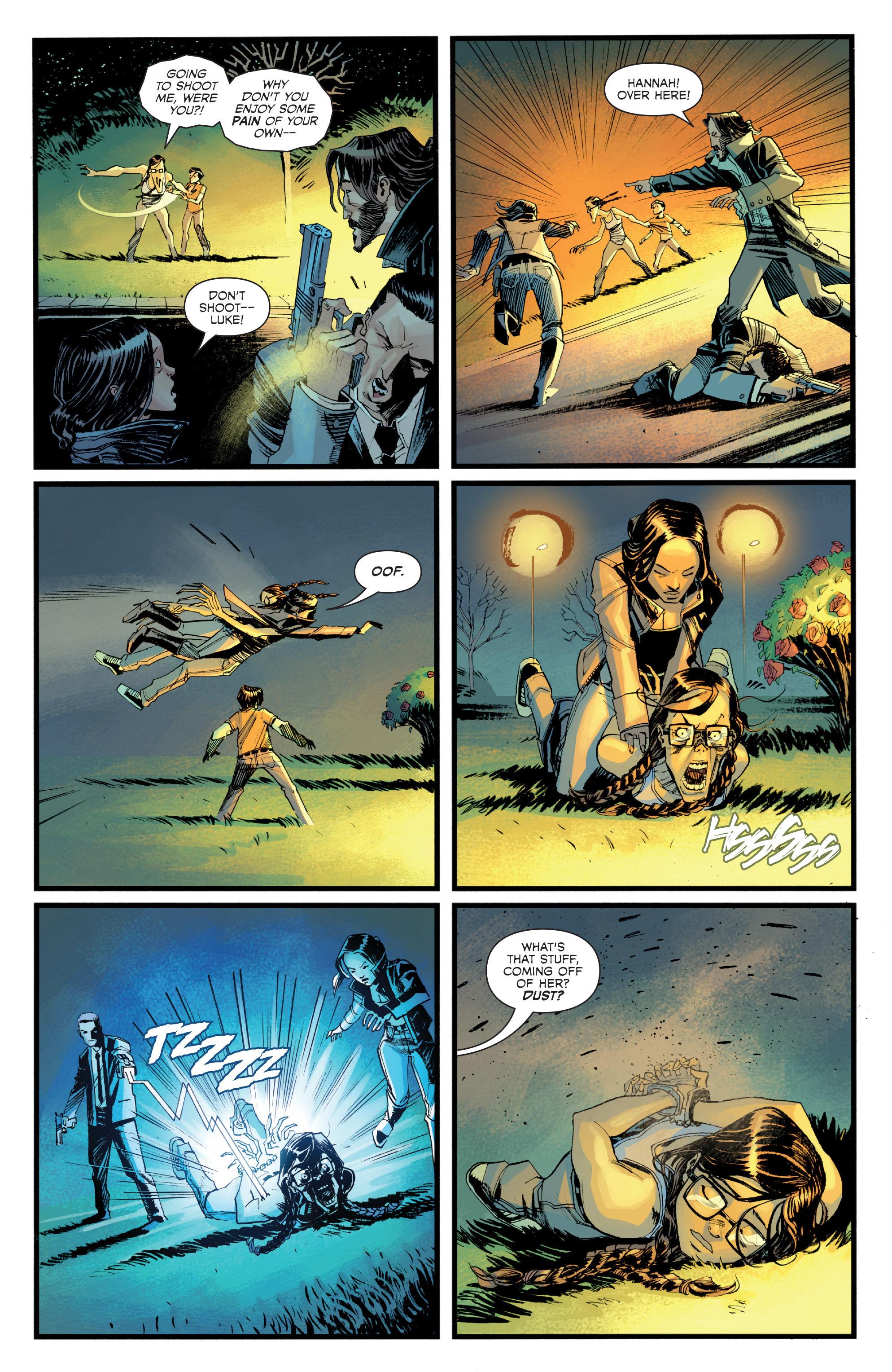 Read online Sleepy Hollow (2014) comic -  Issue #1 - 11