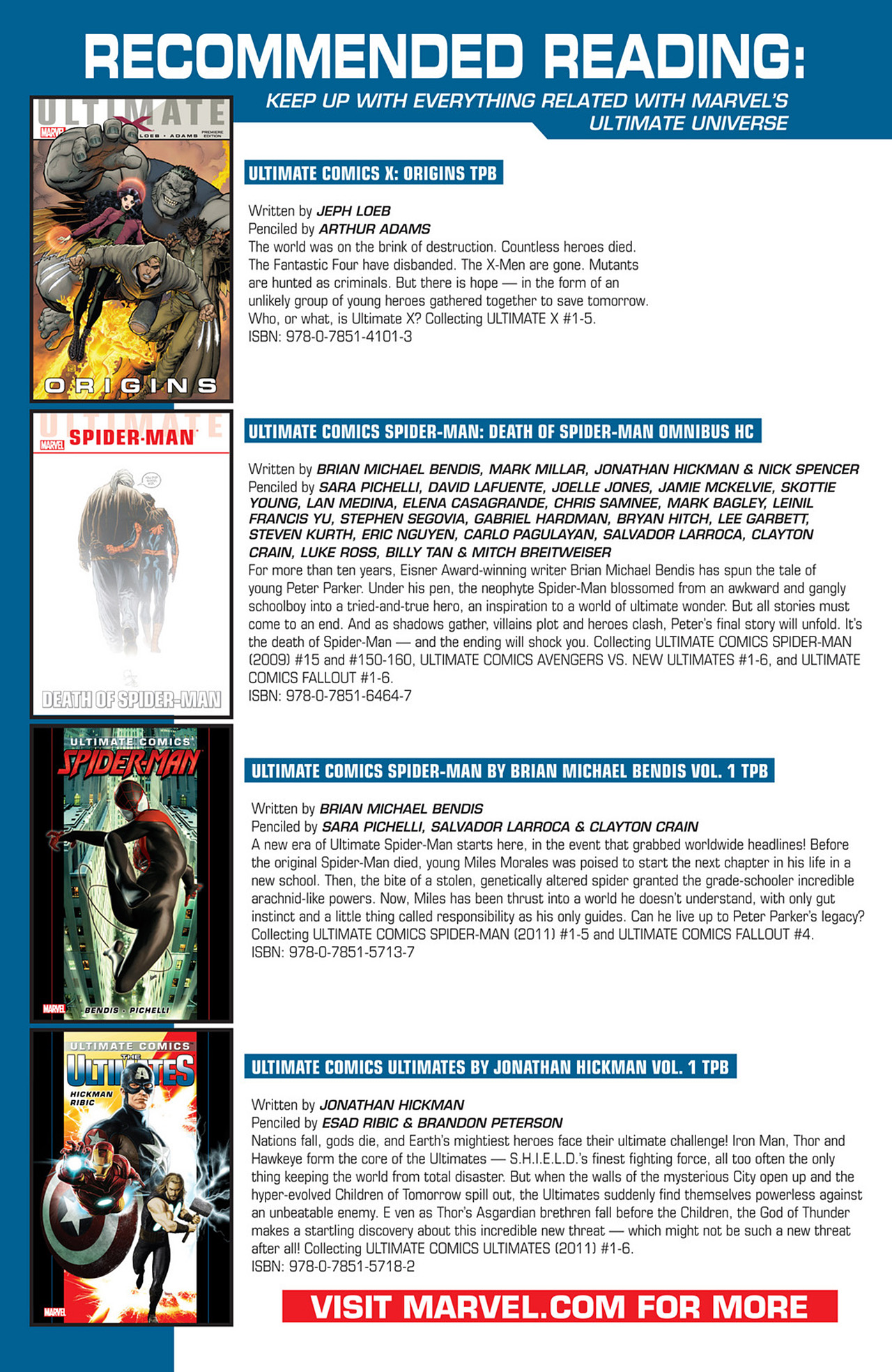 Read online Ultimate Comics Ultimates comic -  Issue #15 - 25