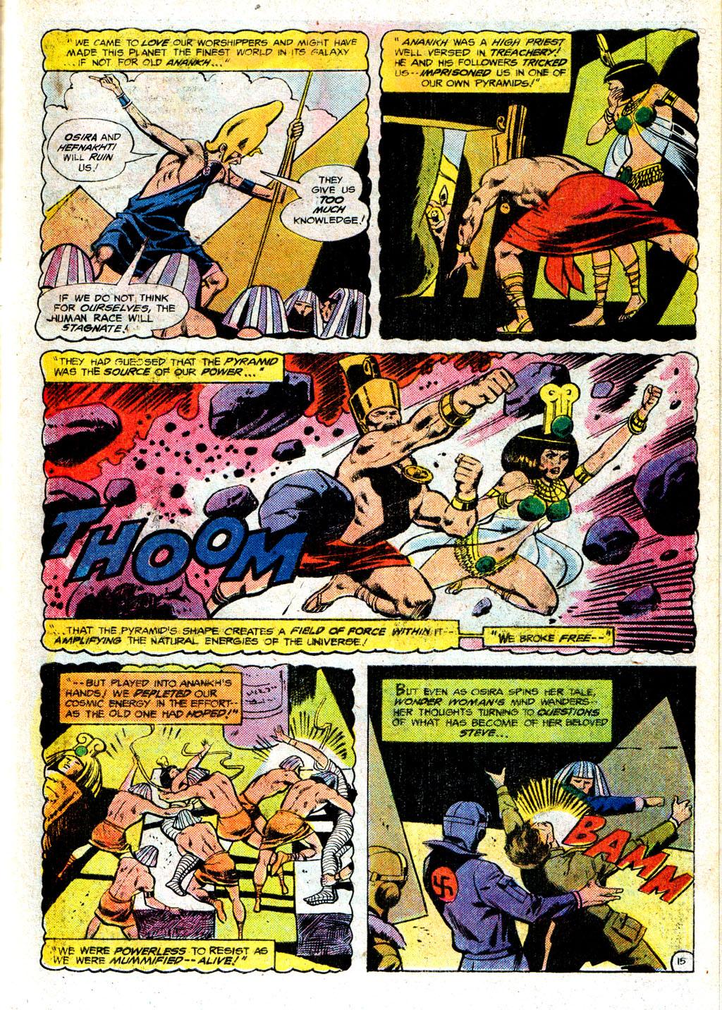 Read online Wonder Woman (1942) comic -  Issue #231 - 25