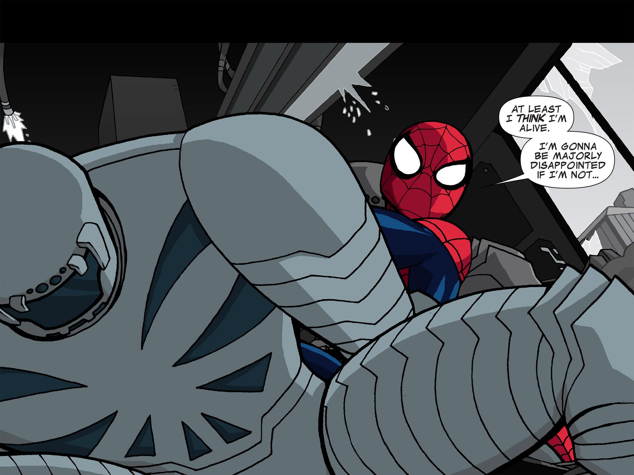 Read online Ultimate Spider-Man (Infinite Comics) (2015) comic -  Issue #5 - 6