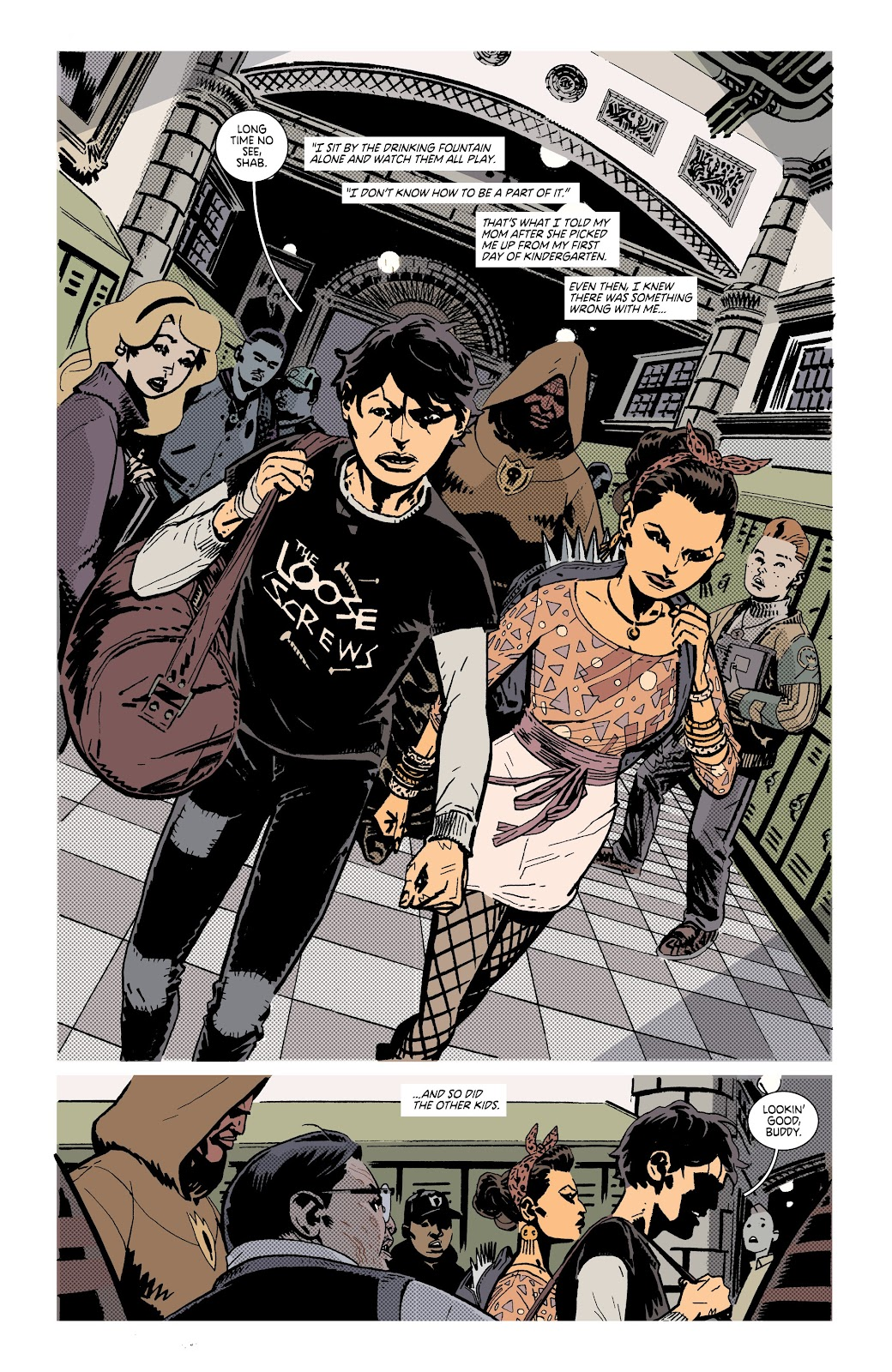 Read online Deadly Class comic -  Issue #38 - 6