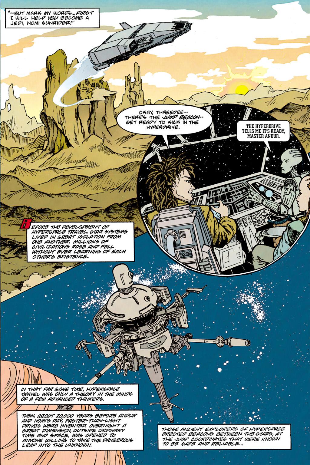 Read online Star Wars Omnibus comic -  Issue # Vol. 4 - 312