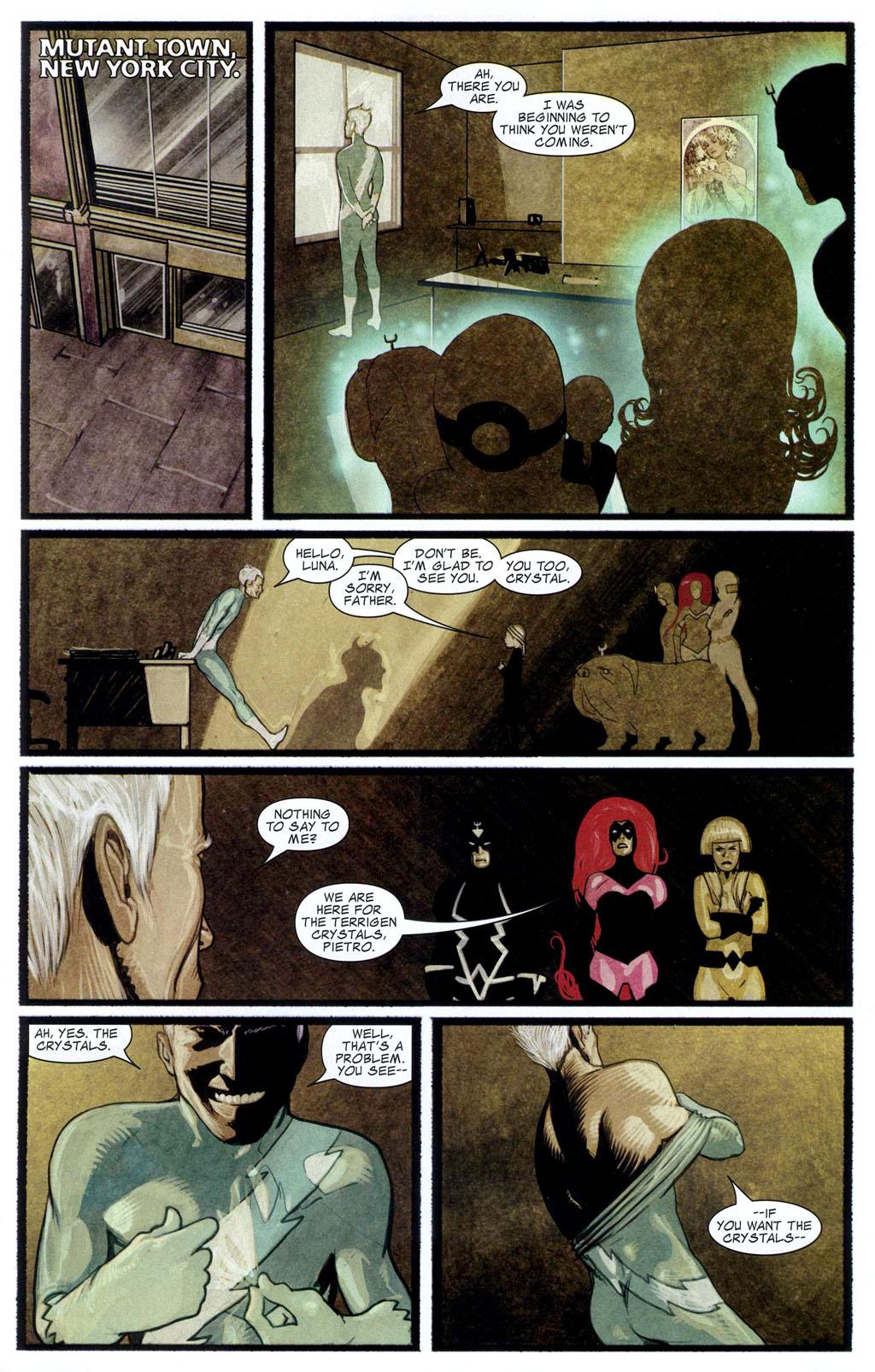 Read online Silent War comic -  Issue #2 - 23
