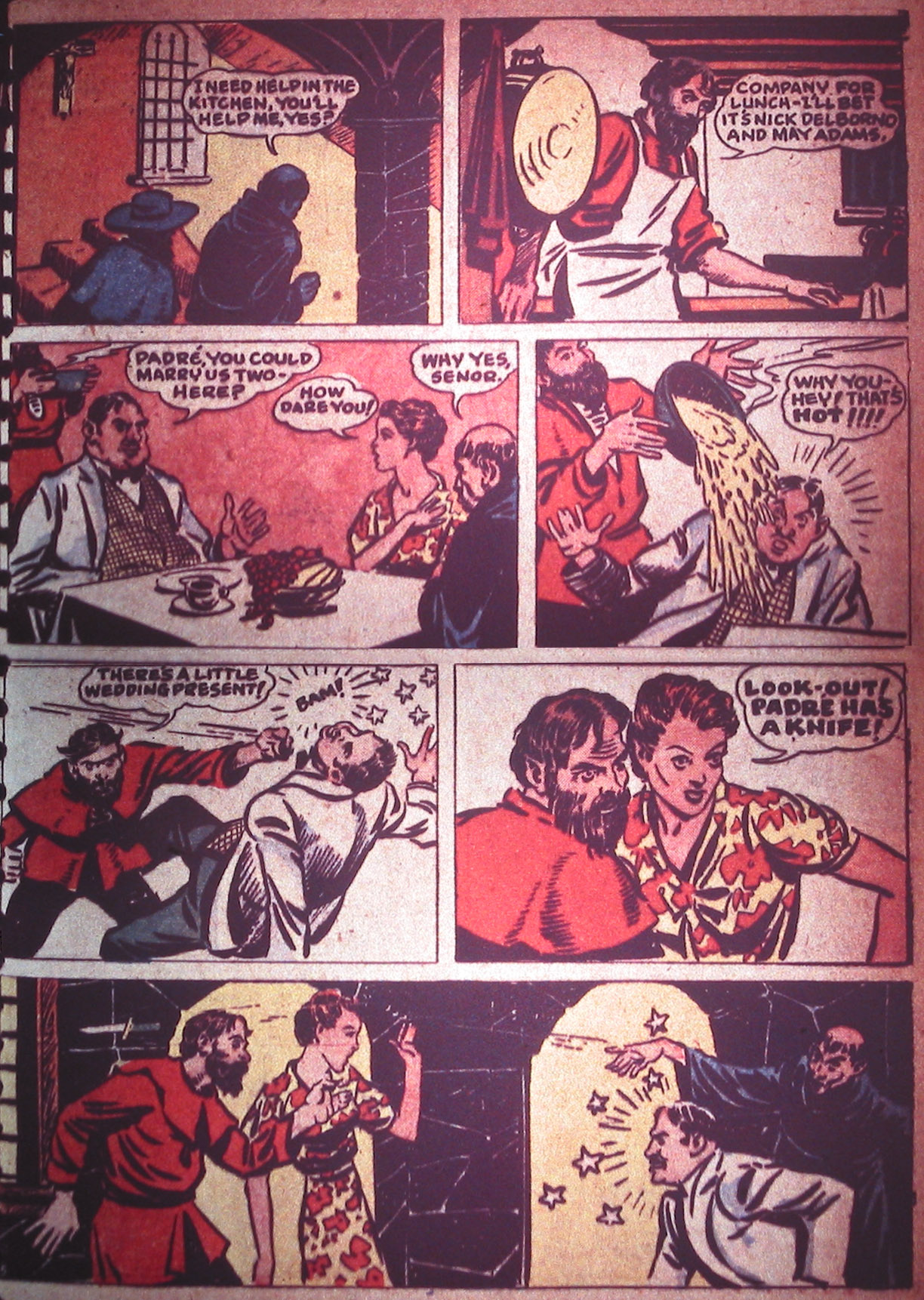 Detective Comics (1937) 4 Page 6