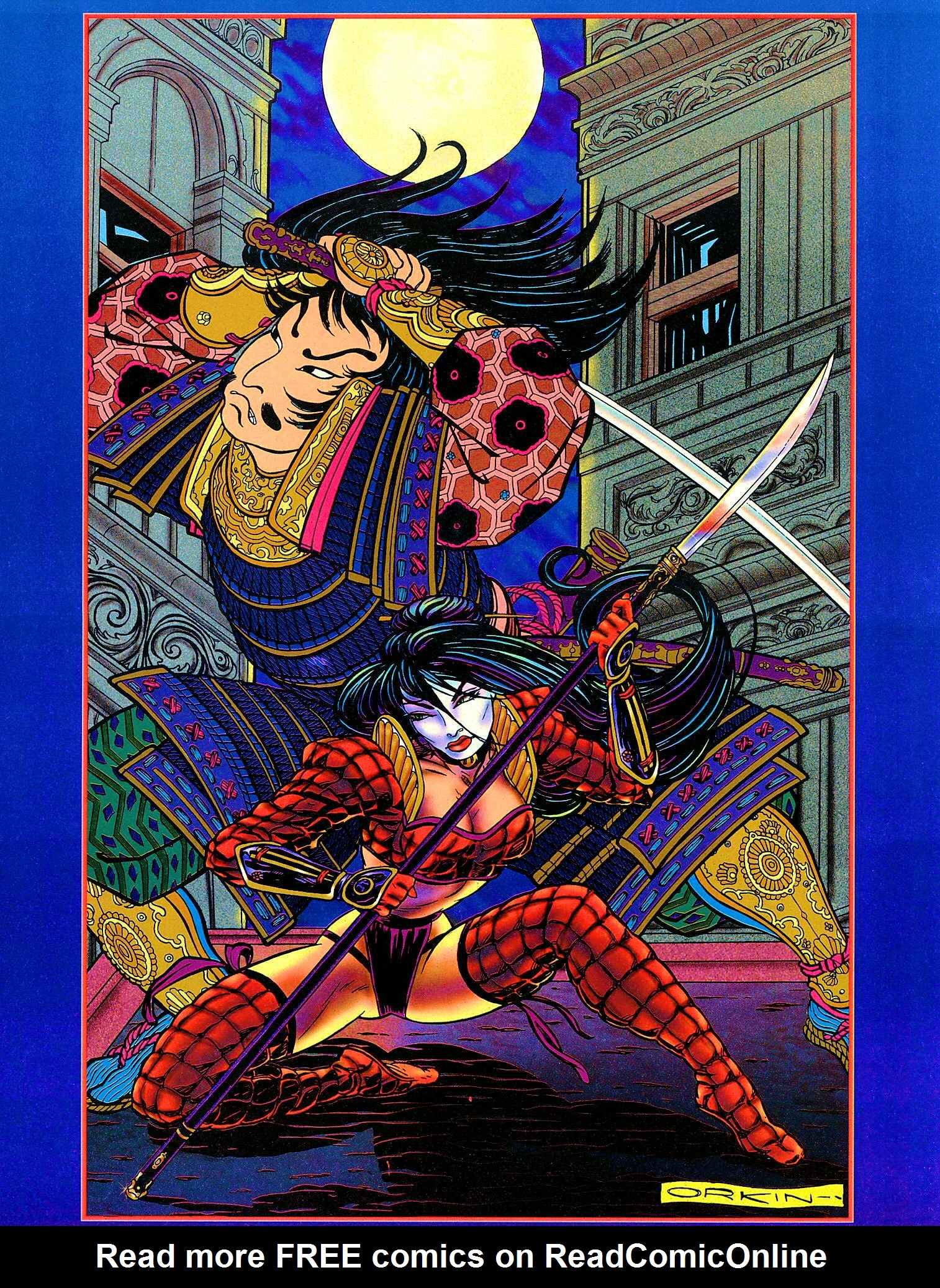 Read online Shi: The Way of the Warrior comic -  Issue #3 - 18