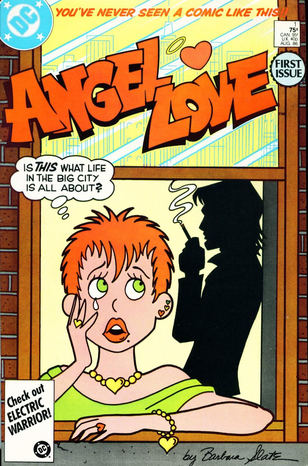 Angel Love 1 Page 1
