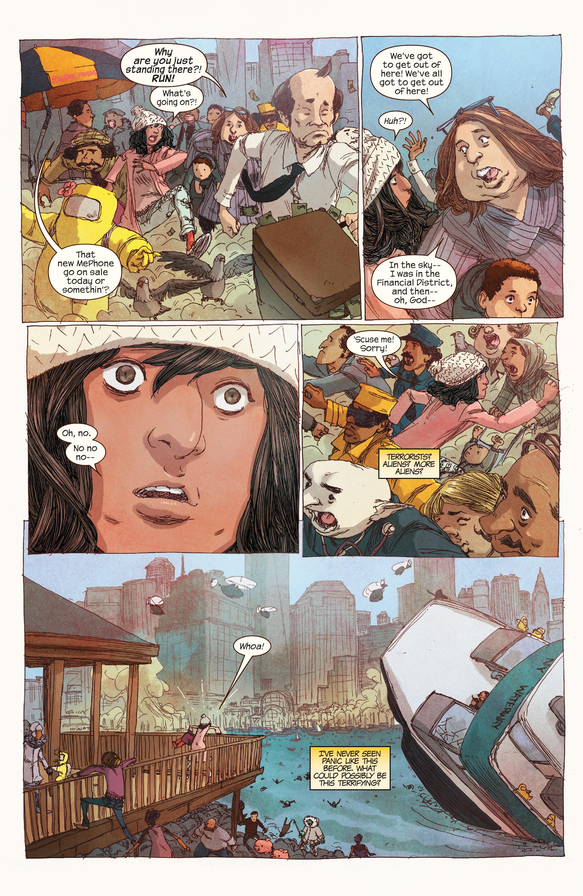 Read online Secret Wars: Last Days of the Marvel Universe comic -  Issue # TPB (Part 1) - 264