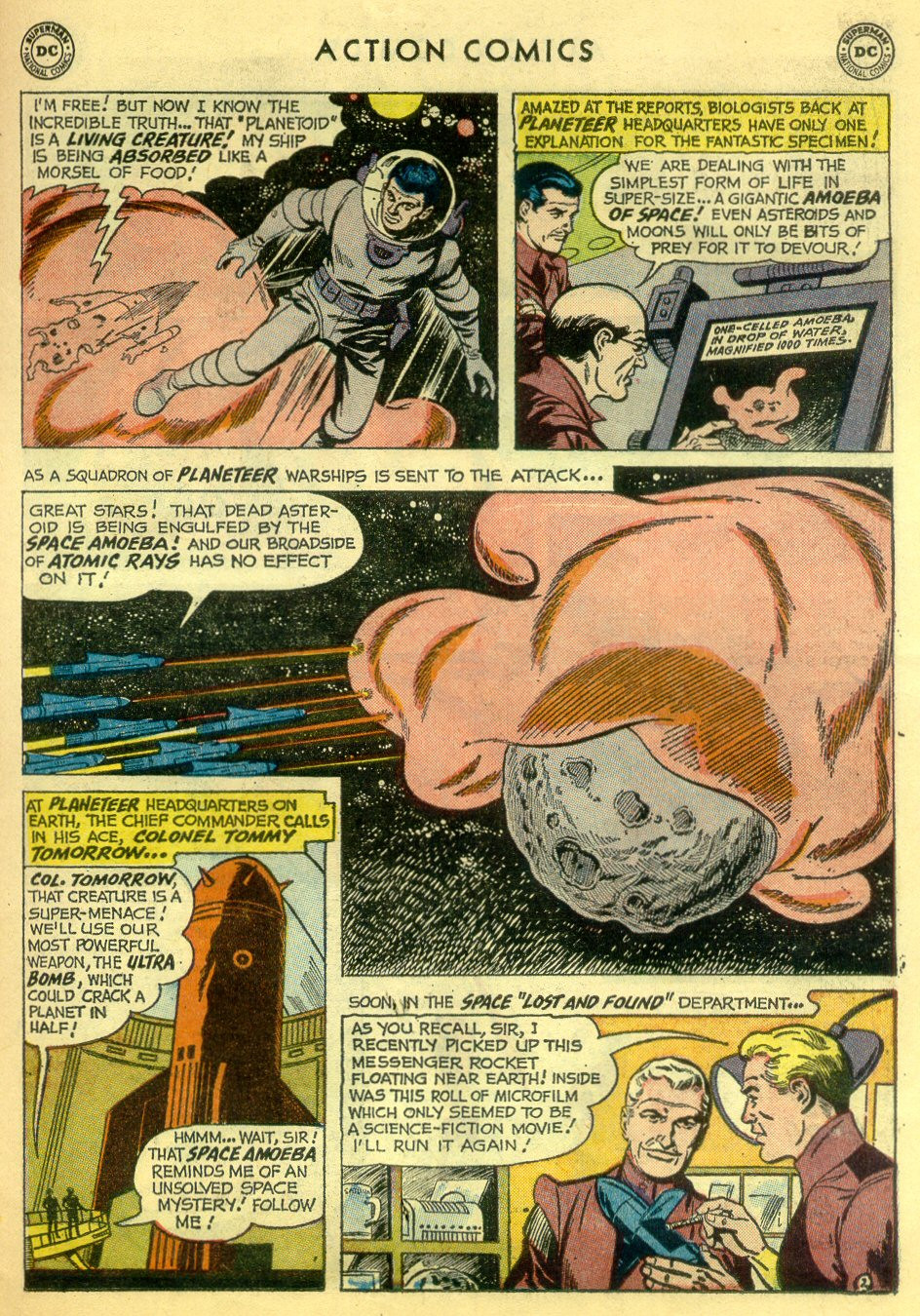 Read online Action Comics (1938) comic -  Issue #251 - 27