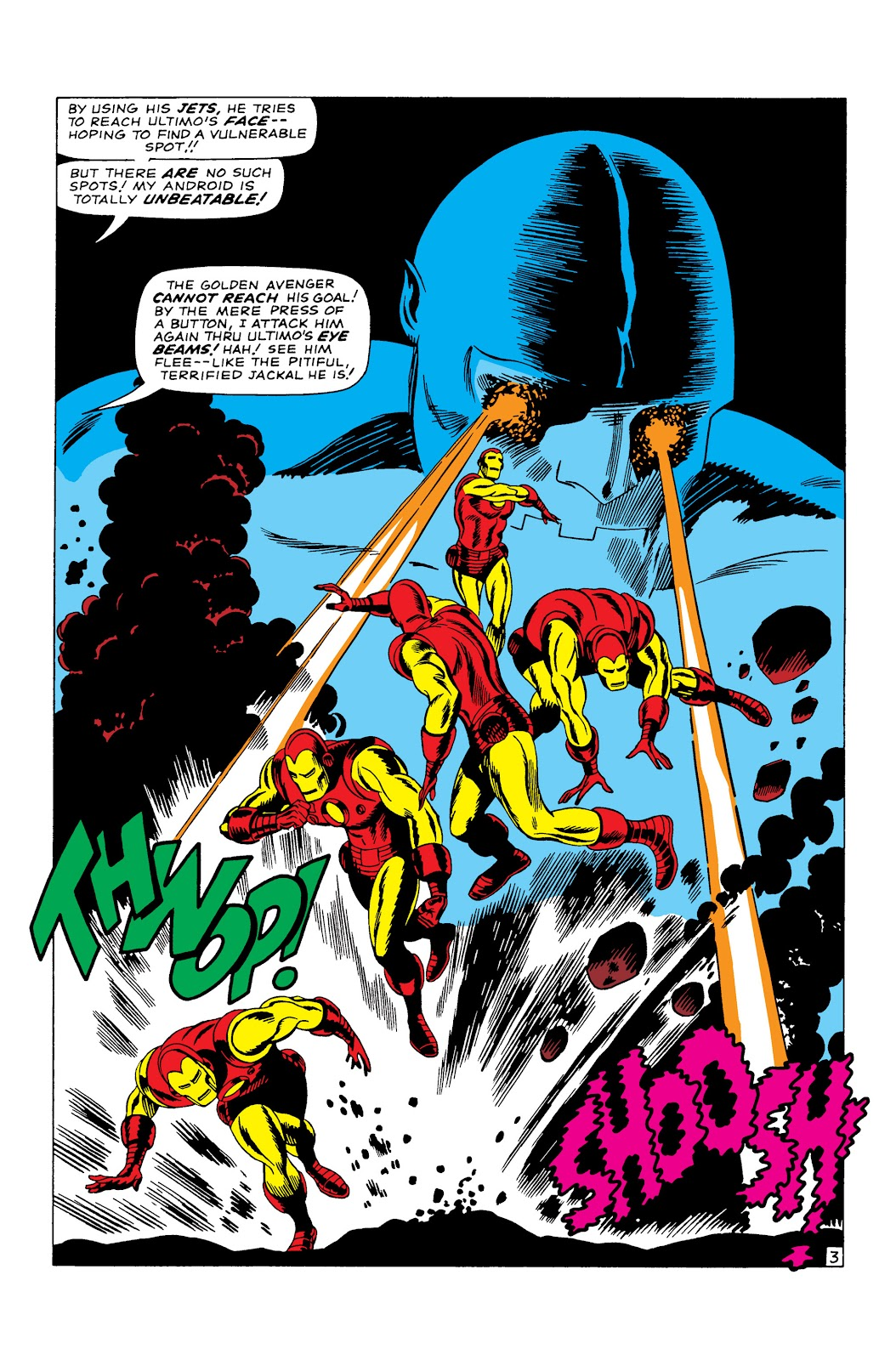 Read online Marvel Masterworks: The Invincible Iron Man comic -  Issue # TPB 3 (Part 3) - 82