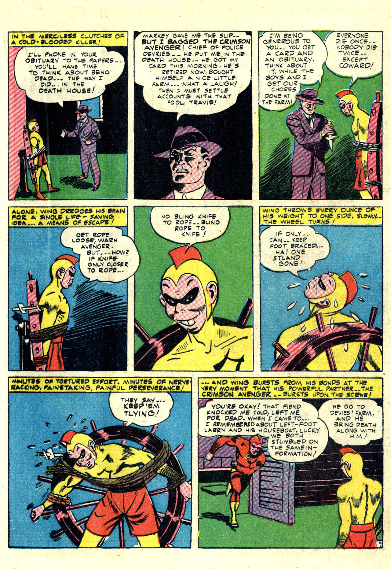 Read online Detective Comics (1937) comic -  Issue #78 - 31