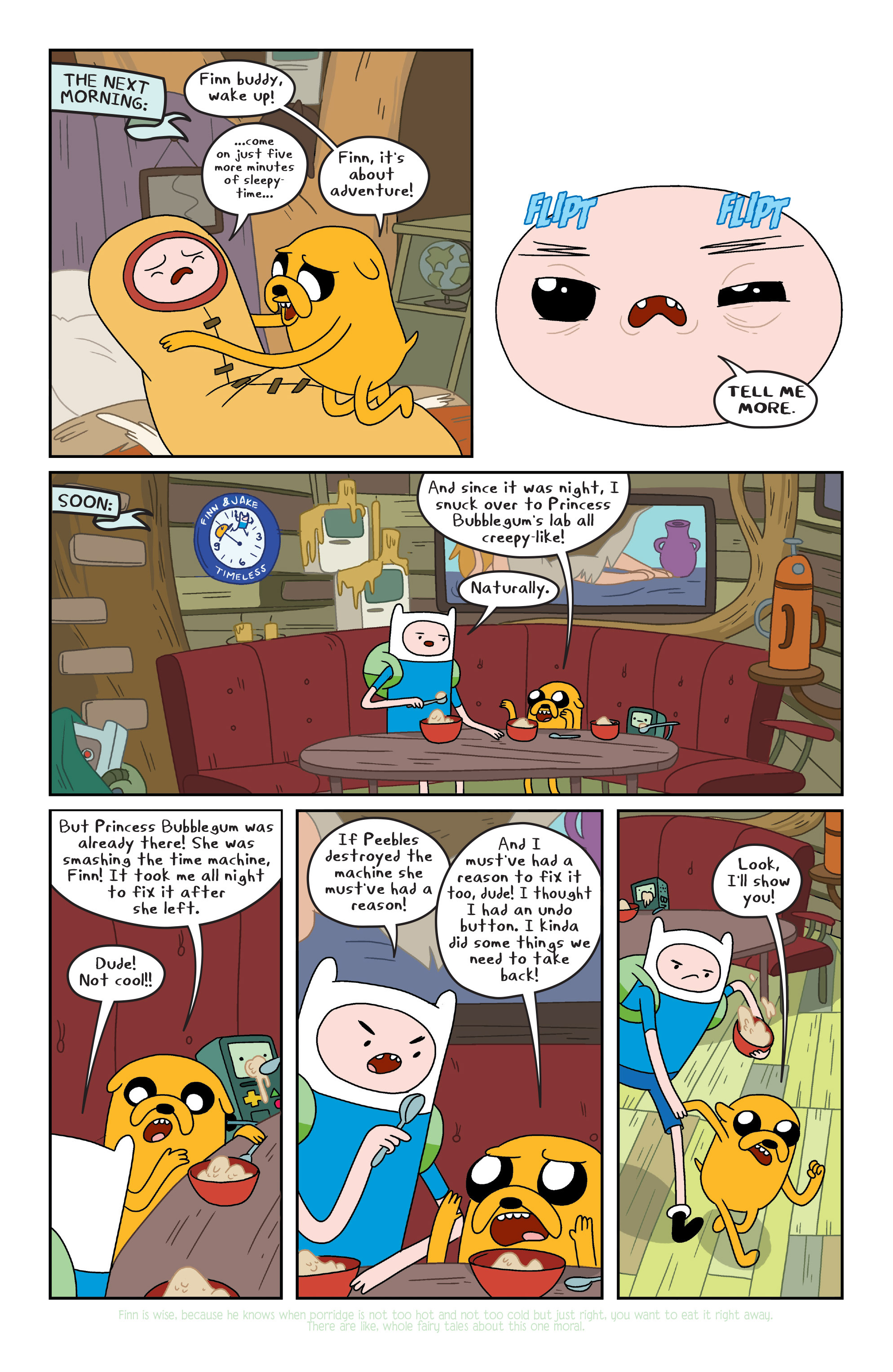 Read online Adventure Time comic -  Issue #Adventure Time _TPB 2 - 44