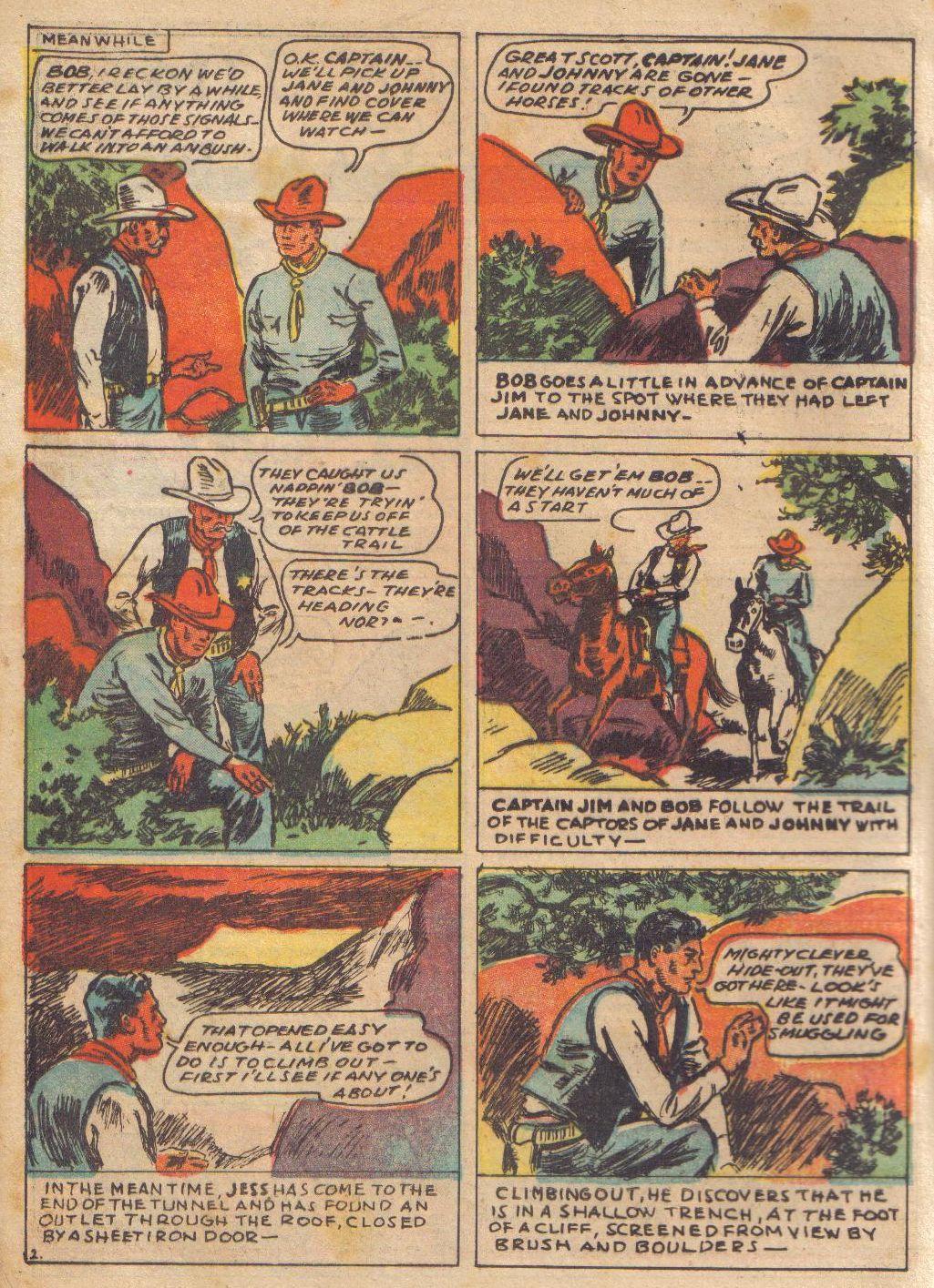Read online Adventure Comics (1938) comic -  Issue #24 - 4
