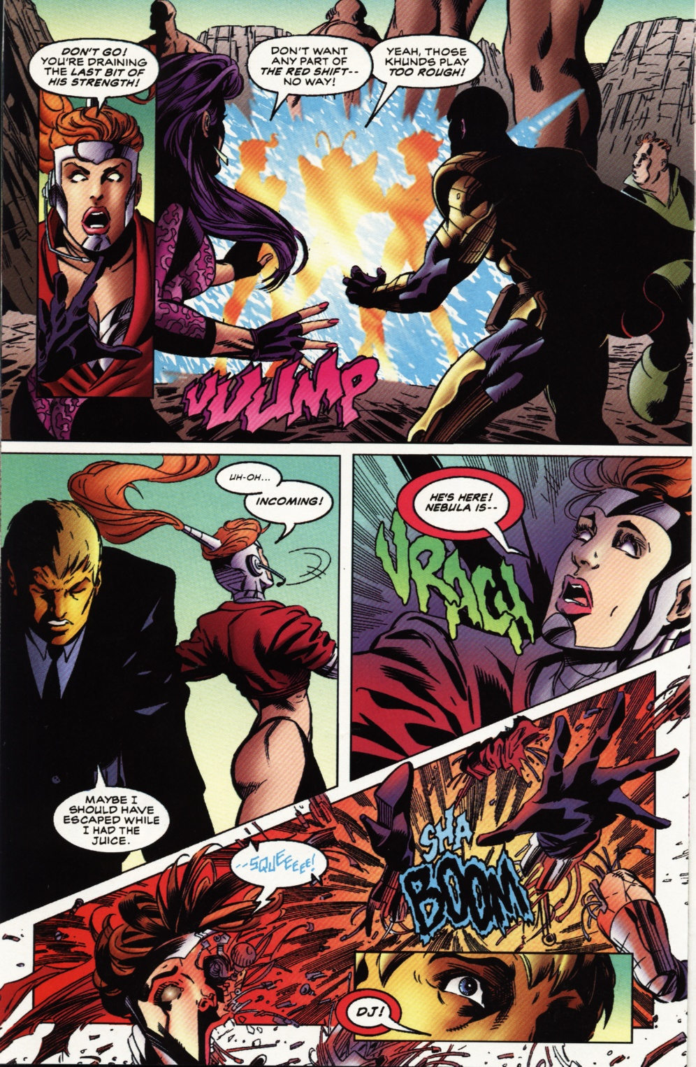 Read online Superboy & The Ravers comic -  Issue #12 - 17