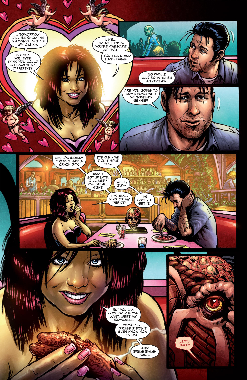 Read online Ballistic (2013) comic -  Issue #1 - 15