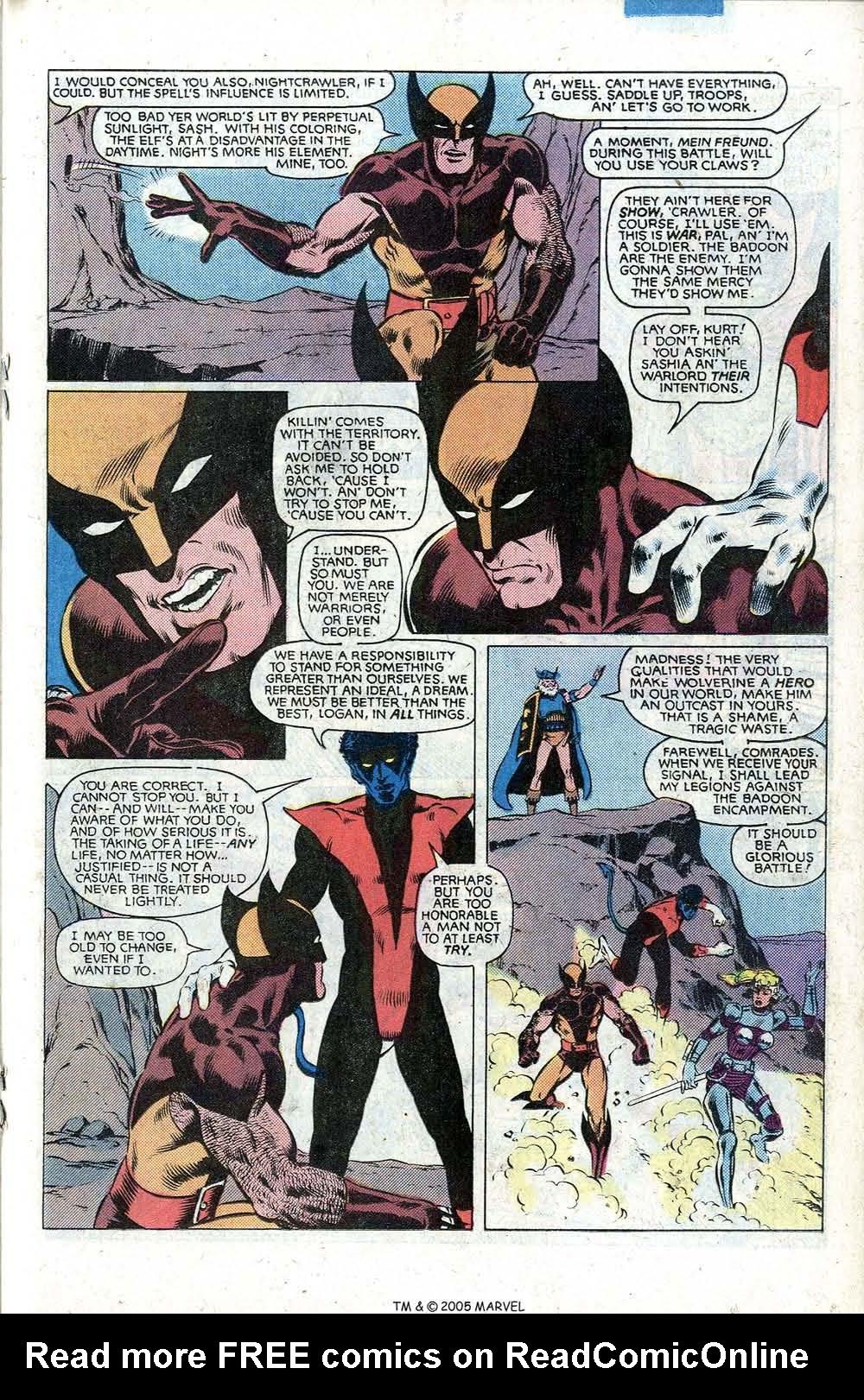 Read online Uncanny X-Men (1963) comic -  Issue # _Annual 5 - 27