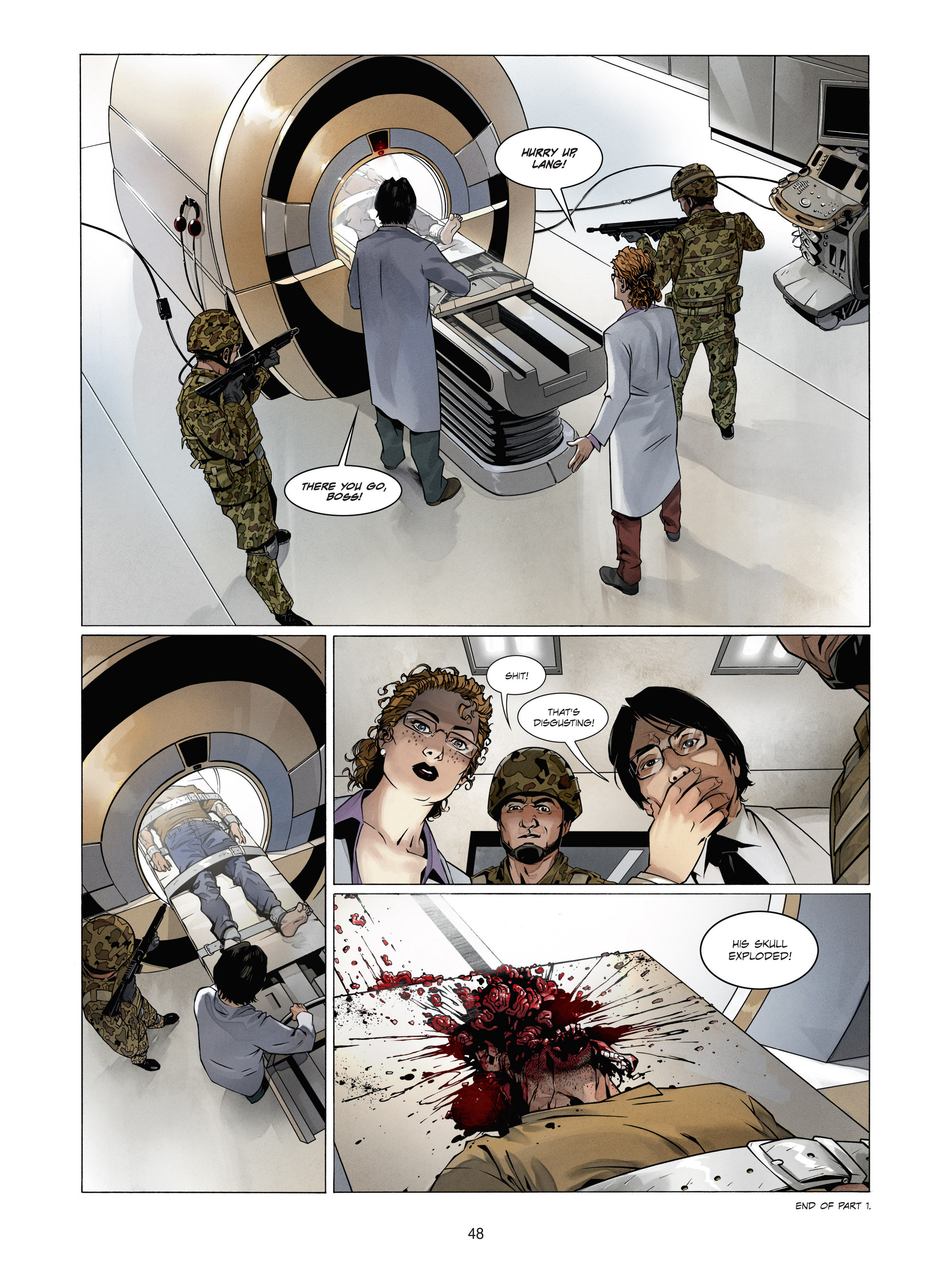 Read online Alice Matheson comic -  Issue #1 - 47