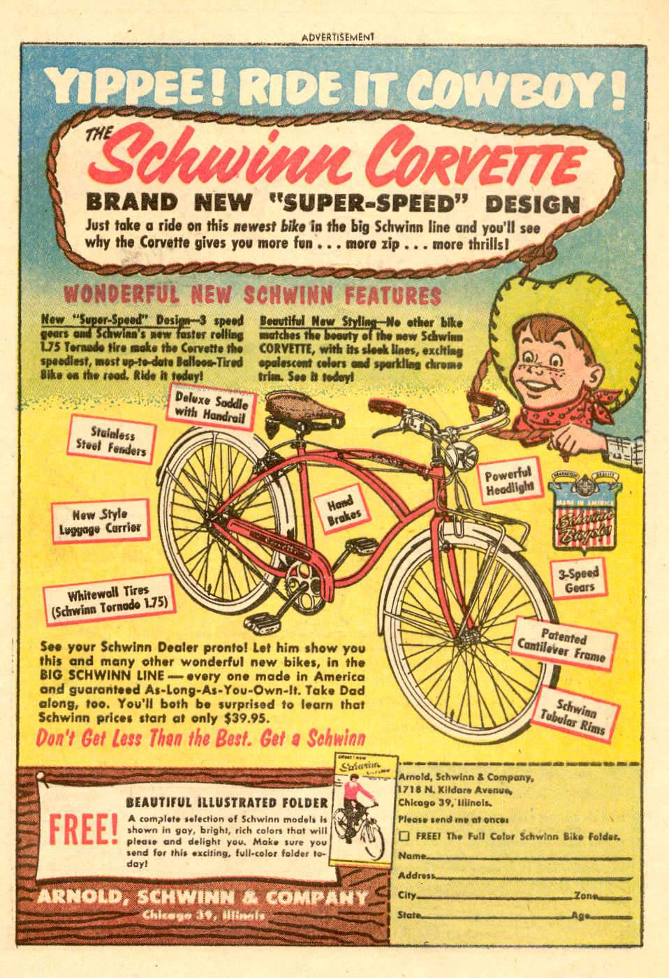 Read online Adventure Comics (1938) comic -  Issue #208 - 33