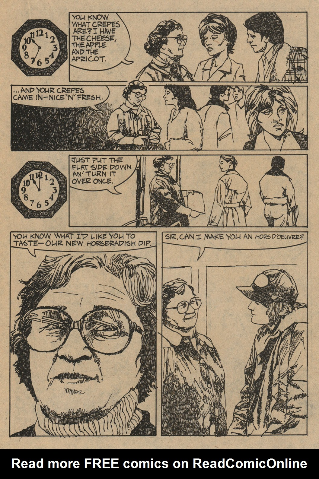 American Splendor (1976) issue 6 - Page 28