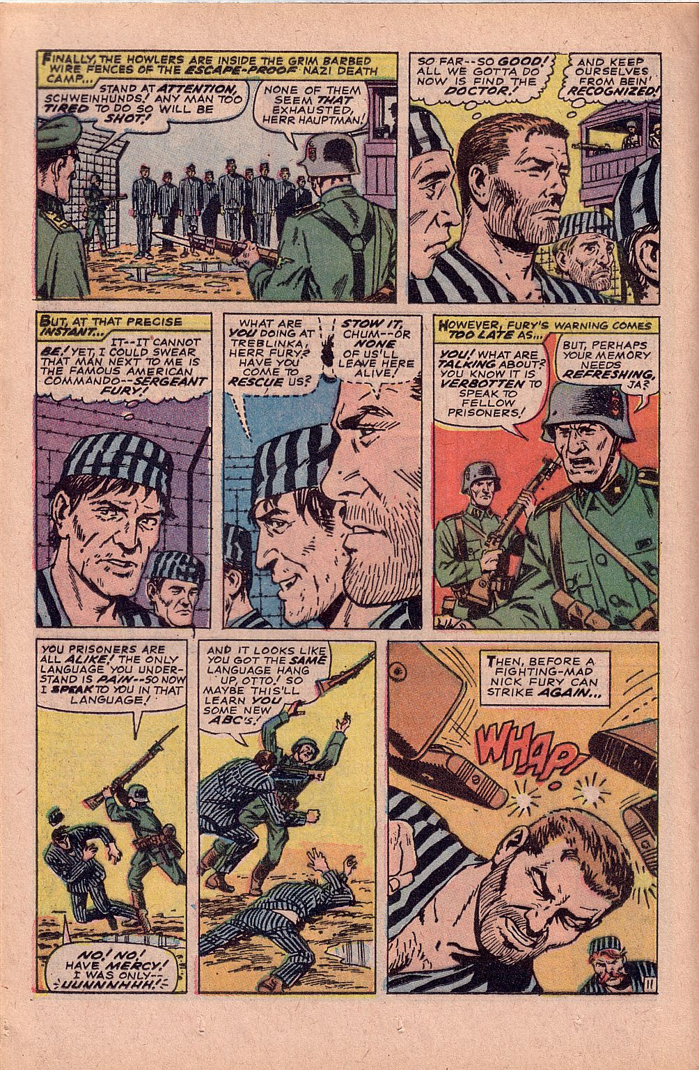 Read online Sgt. Fury comic -  Issue #52 - 16