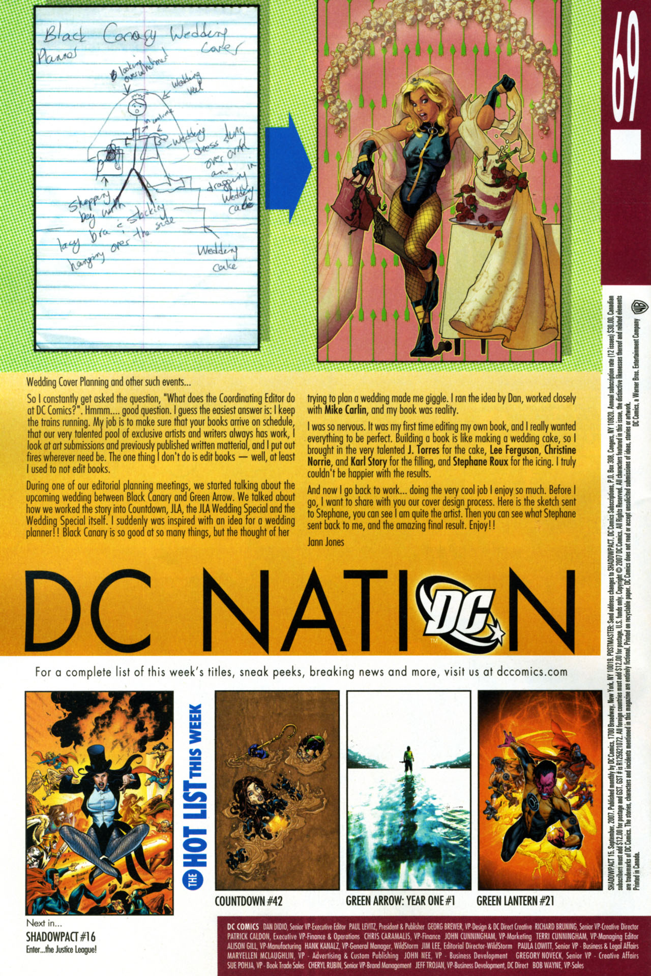 Read online Shadowpact comic -  Issue #15 - 23