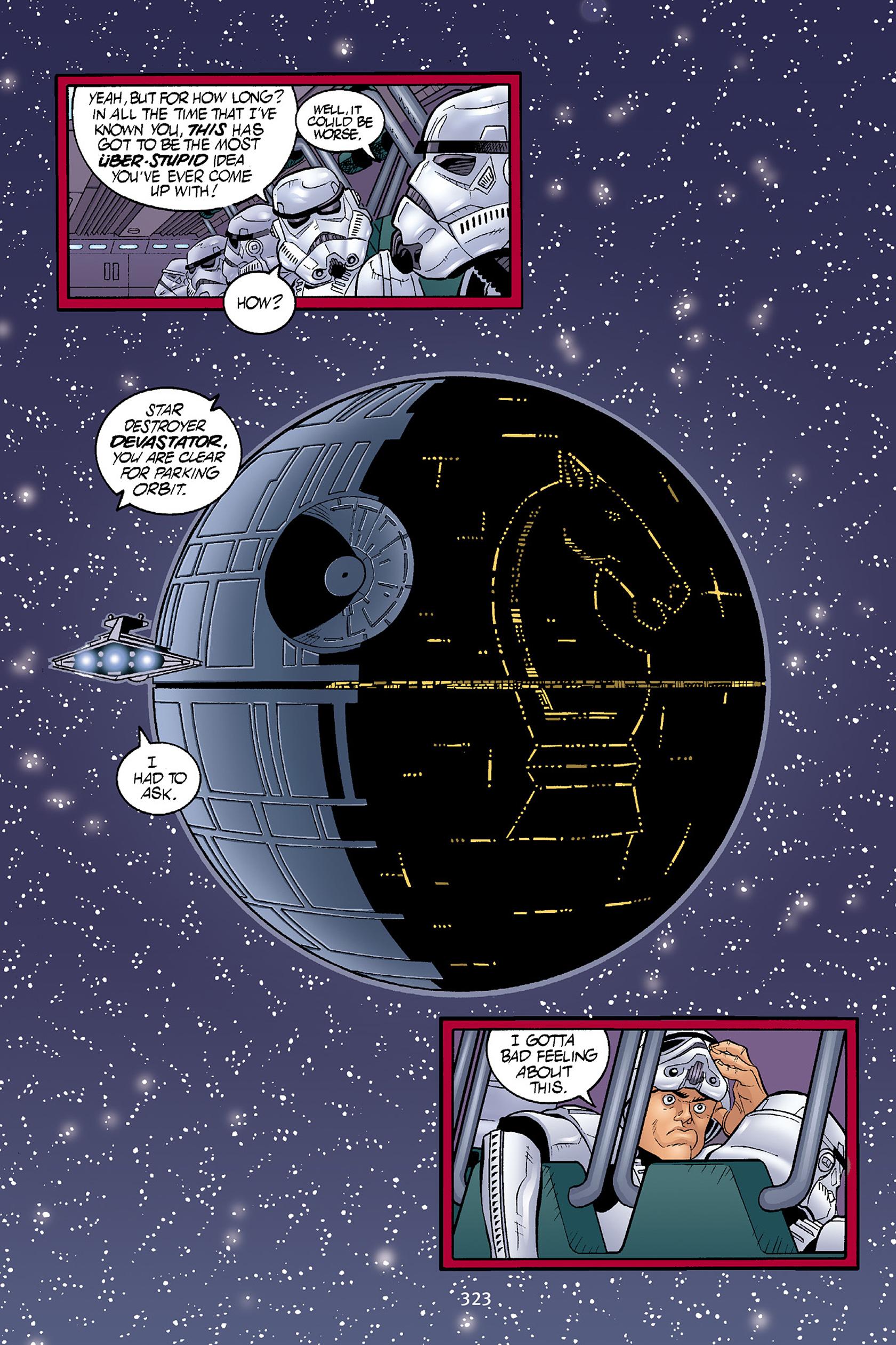 Read online Star Wars Omnibus comic -  Issue # Vol. 30 - 320