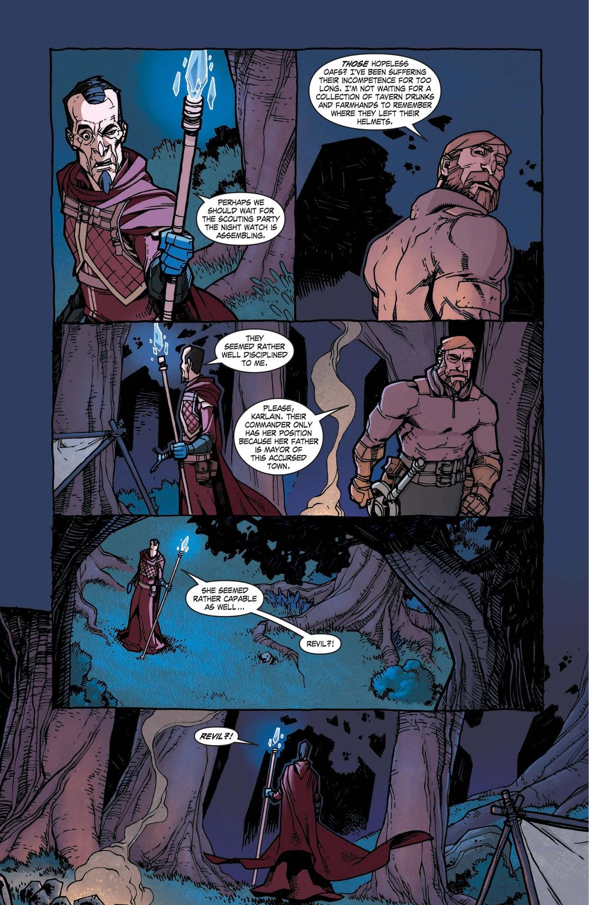Read online World of Warcraft: Dark Riders comic -  Issue # Full - 44