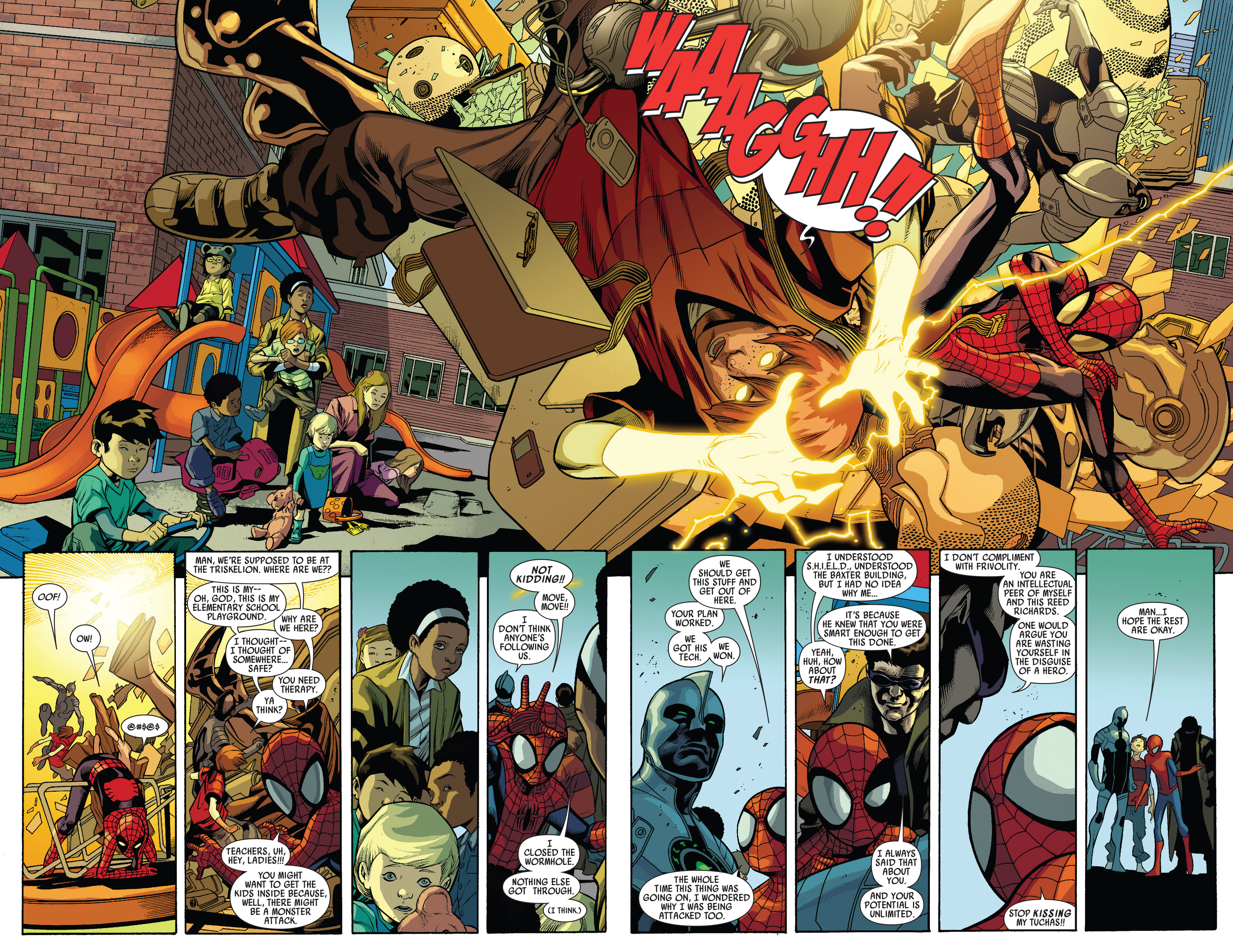 Read online Ultimate Comics Doomsday comic -  Issue # Full - 238