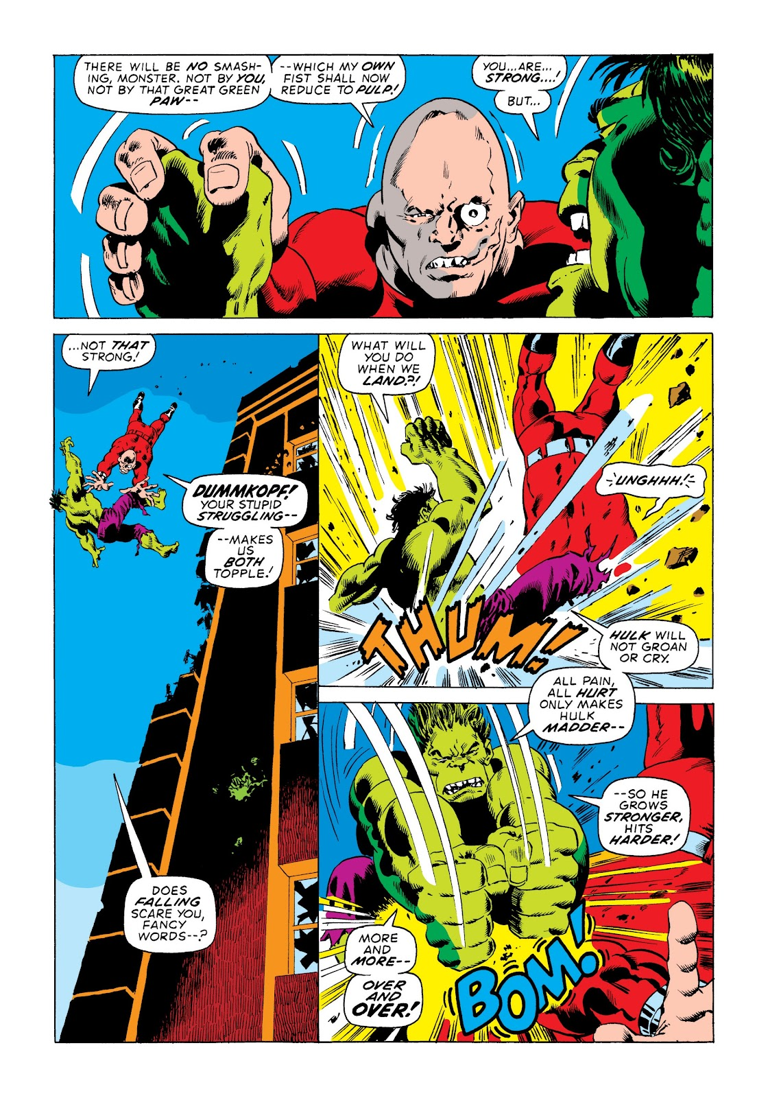 Read online Marvel Masterworks: The Incredible Hulk comic -  Issue # TPB 8 (Part 3) - 56