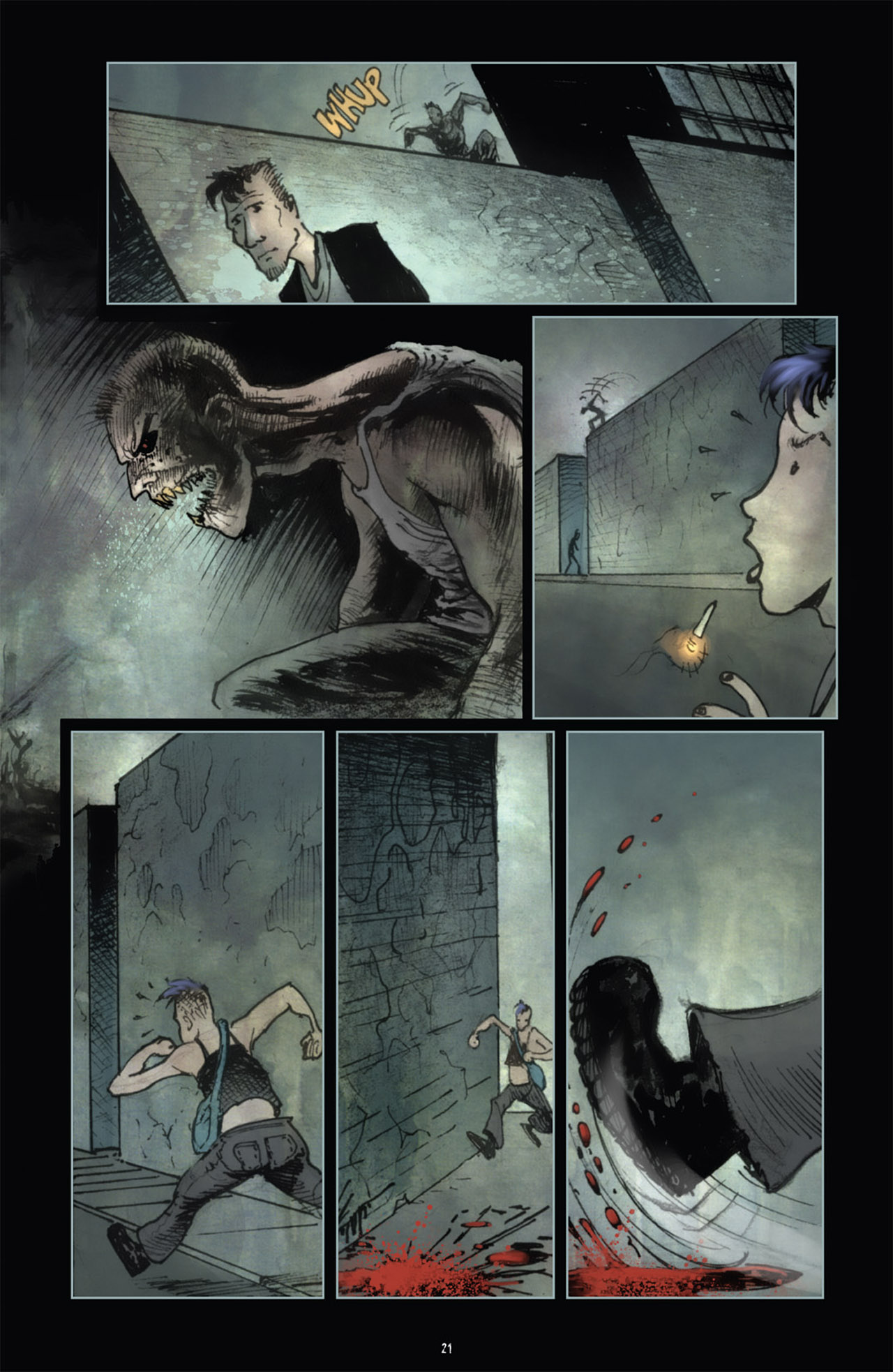 Read online 30 Days of Night (2011) comic -  Issue #1 - 25